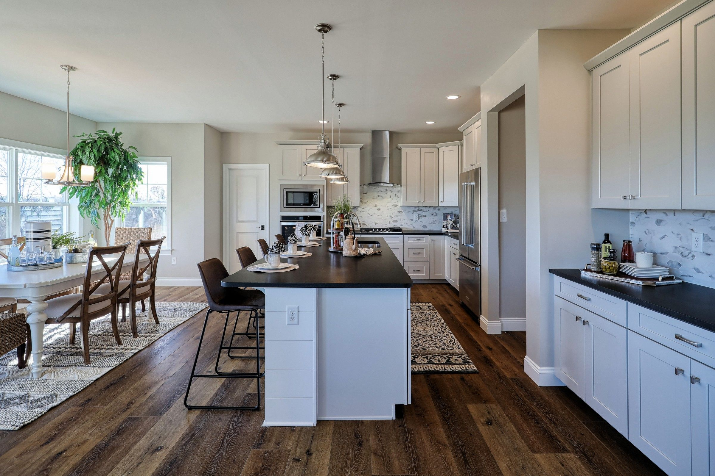 Kitchen featured in the Ethan Manor By Keystone Custom Homes in Baltimore, MD