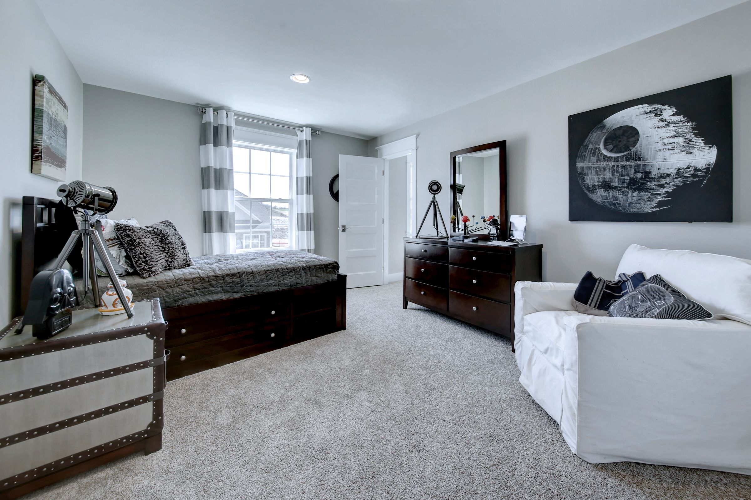 Living Area featured in the Ethan Heritage By Keystone Custom Homes in York, PA