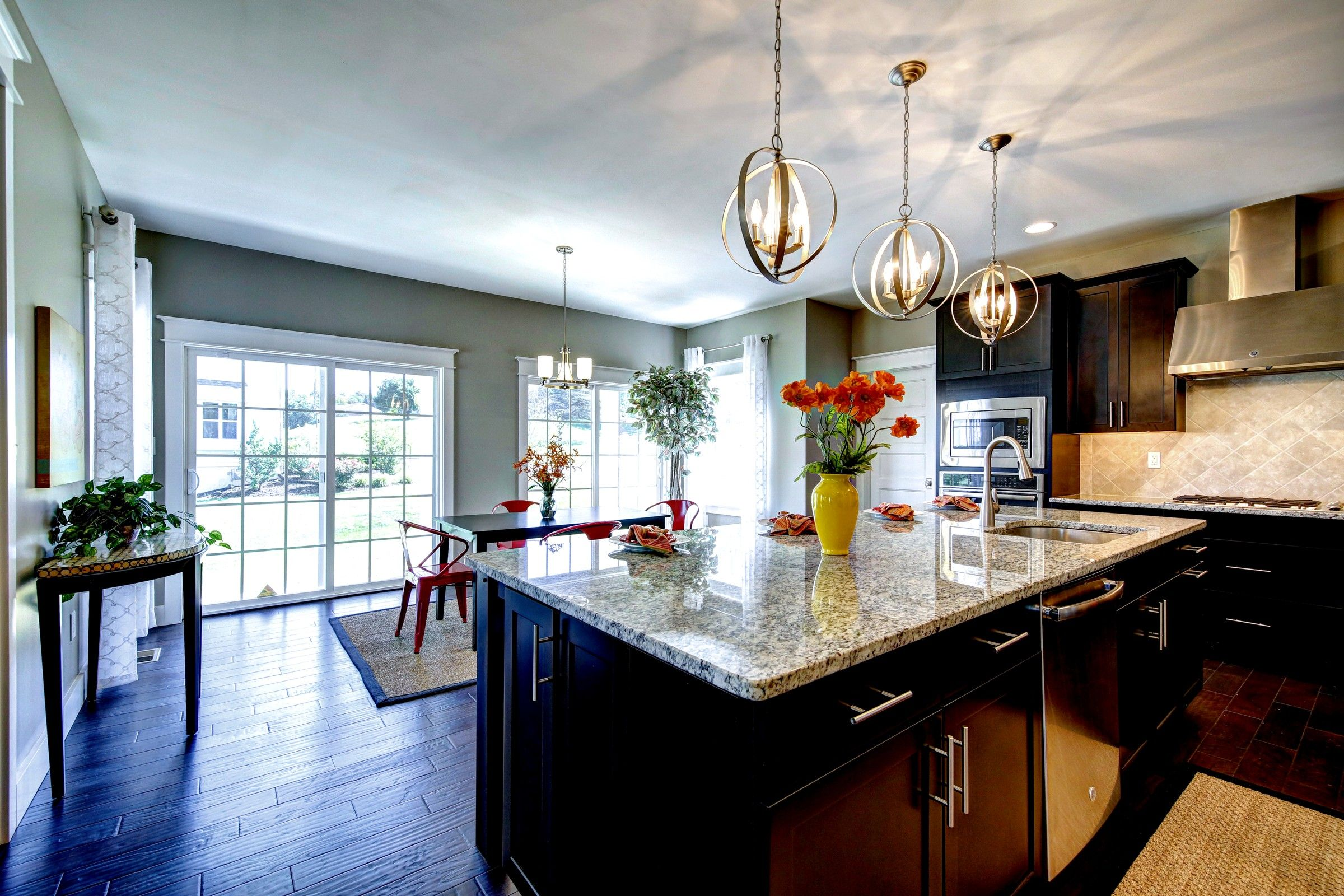 Kitchen featured in the Ethan Farmhouse By Keystone Custom Homes in Baltimore, MD