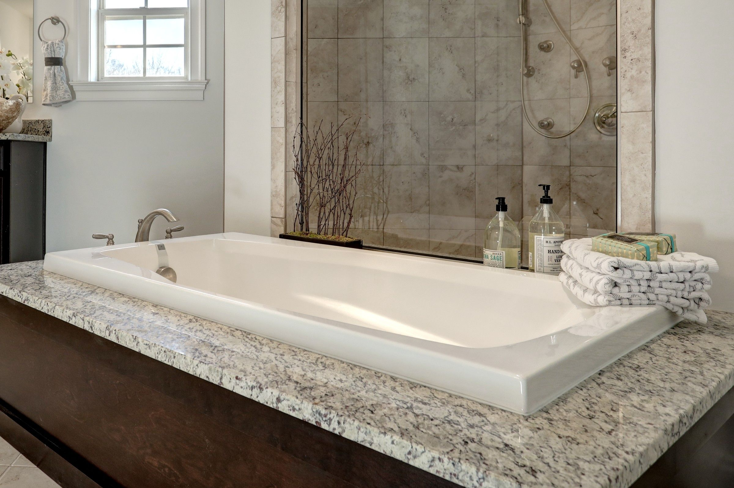 Bathroom featured in the Ethan Farmhouse By Keystone Custom Homes in Baltimore, MD