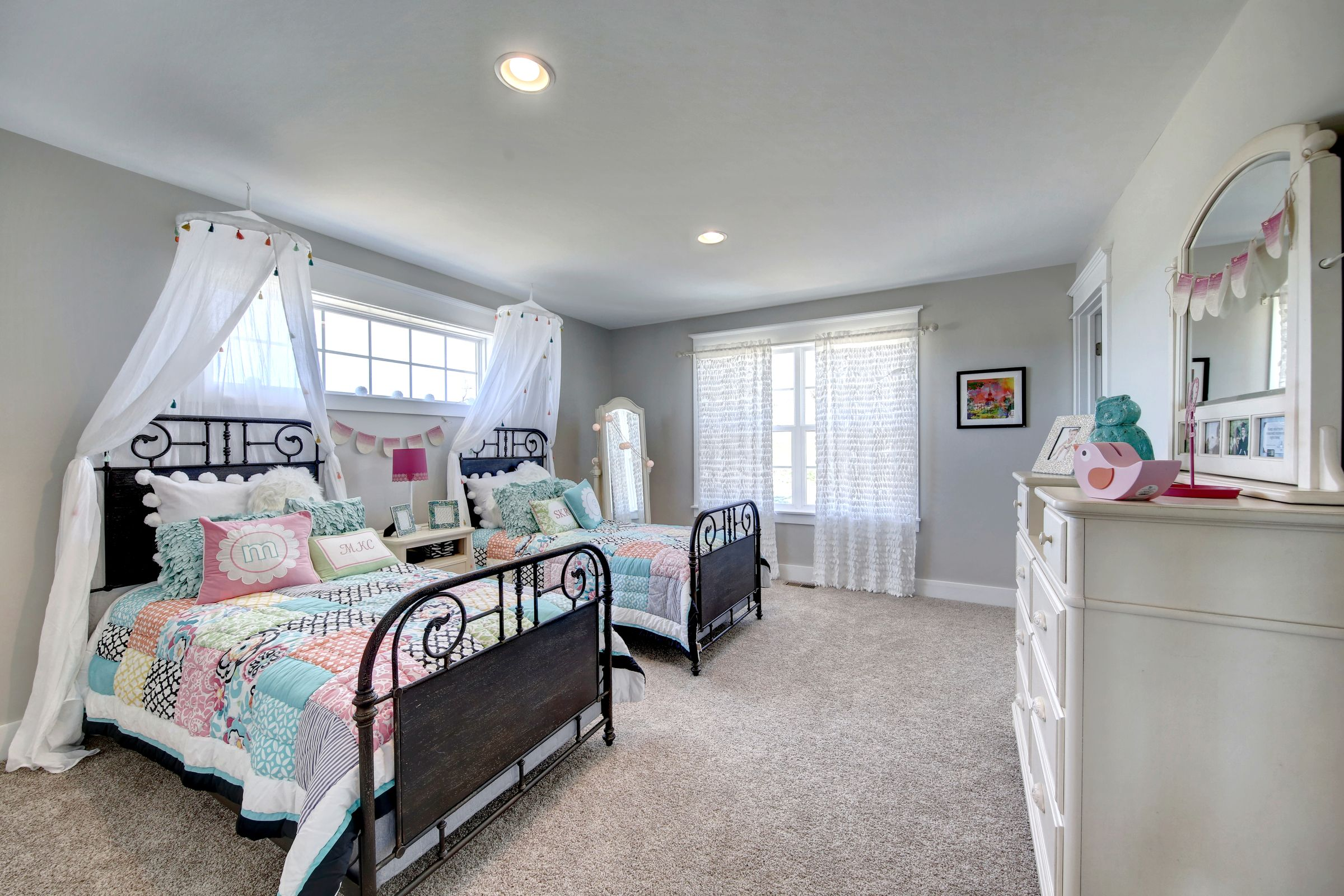 Bedroom featured in the Ethan English Cottage By Keystone Custom Homes in Lancaster, PA