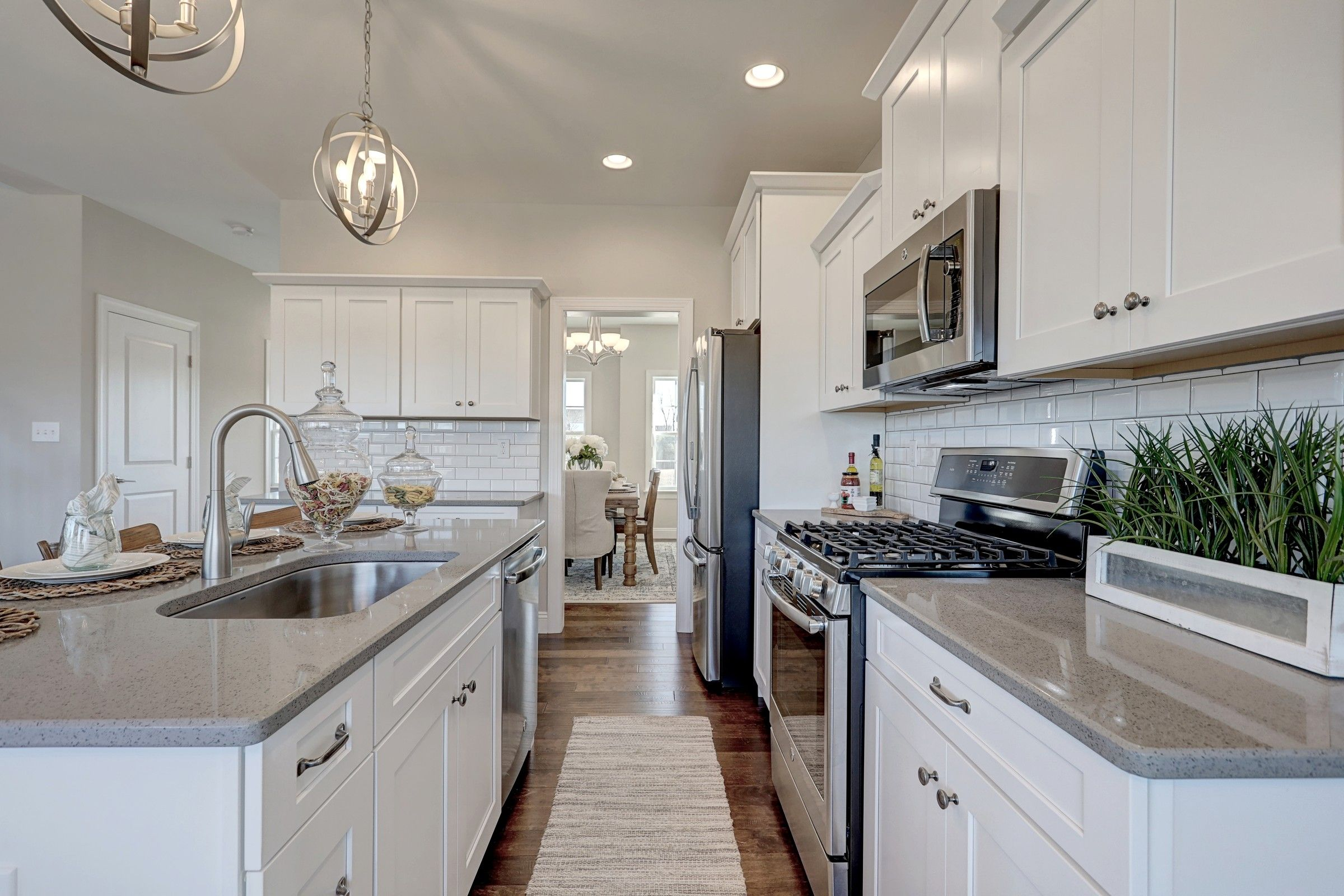 Kitchen featured in the Windsor Heritage By Keystone Custom Homes in Philadelphia, PA