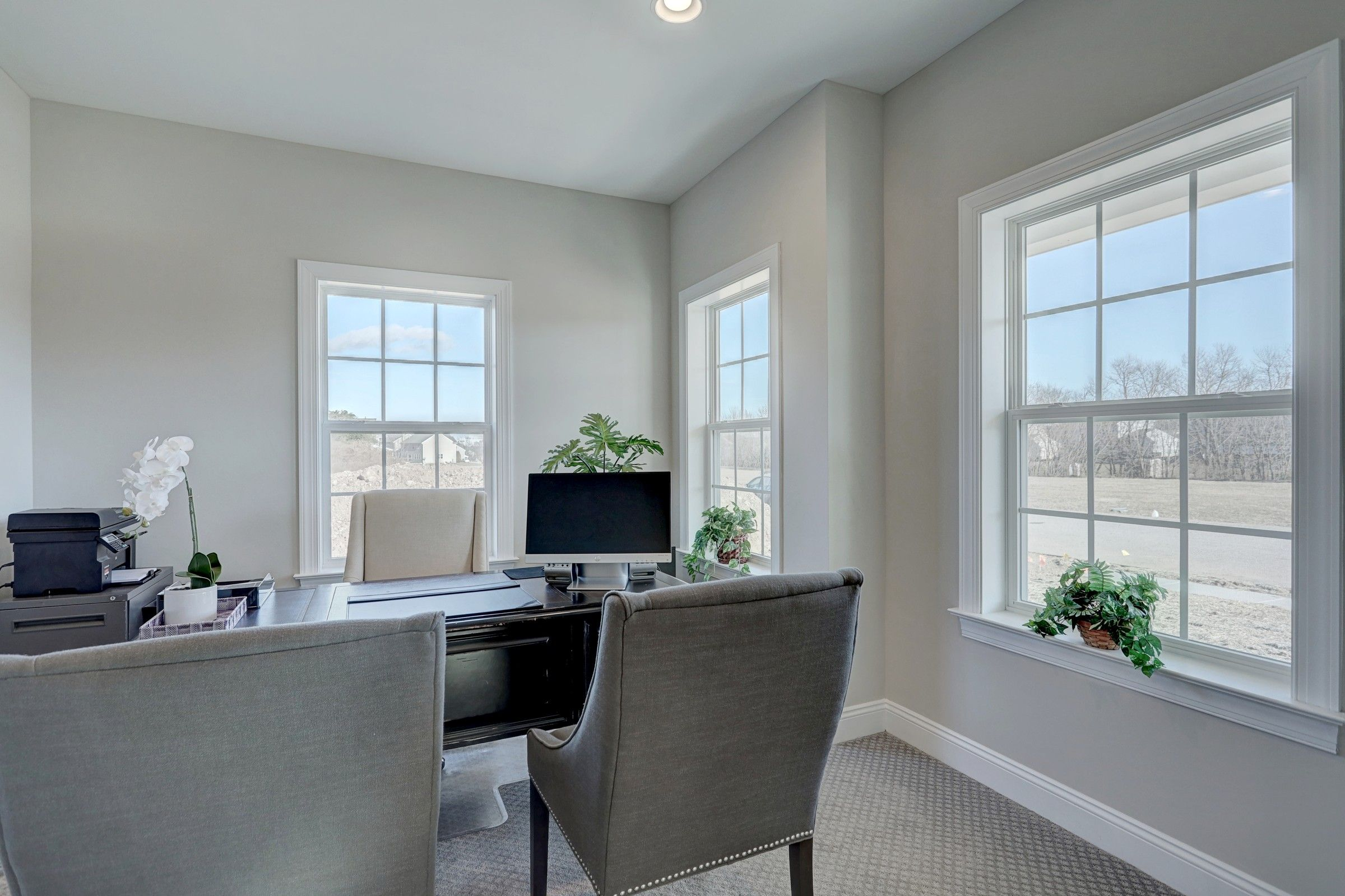 Living Area featured in the Windsor Normandy By Keystone Custom Homes in Wilmington-Newark, MD