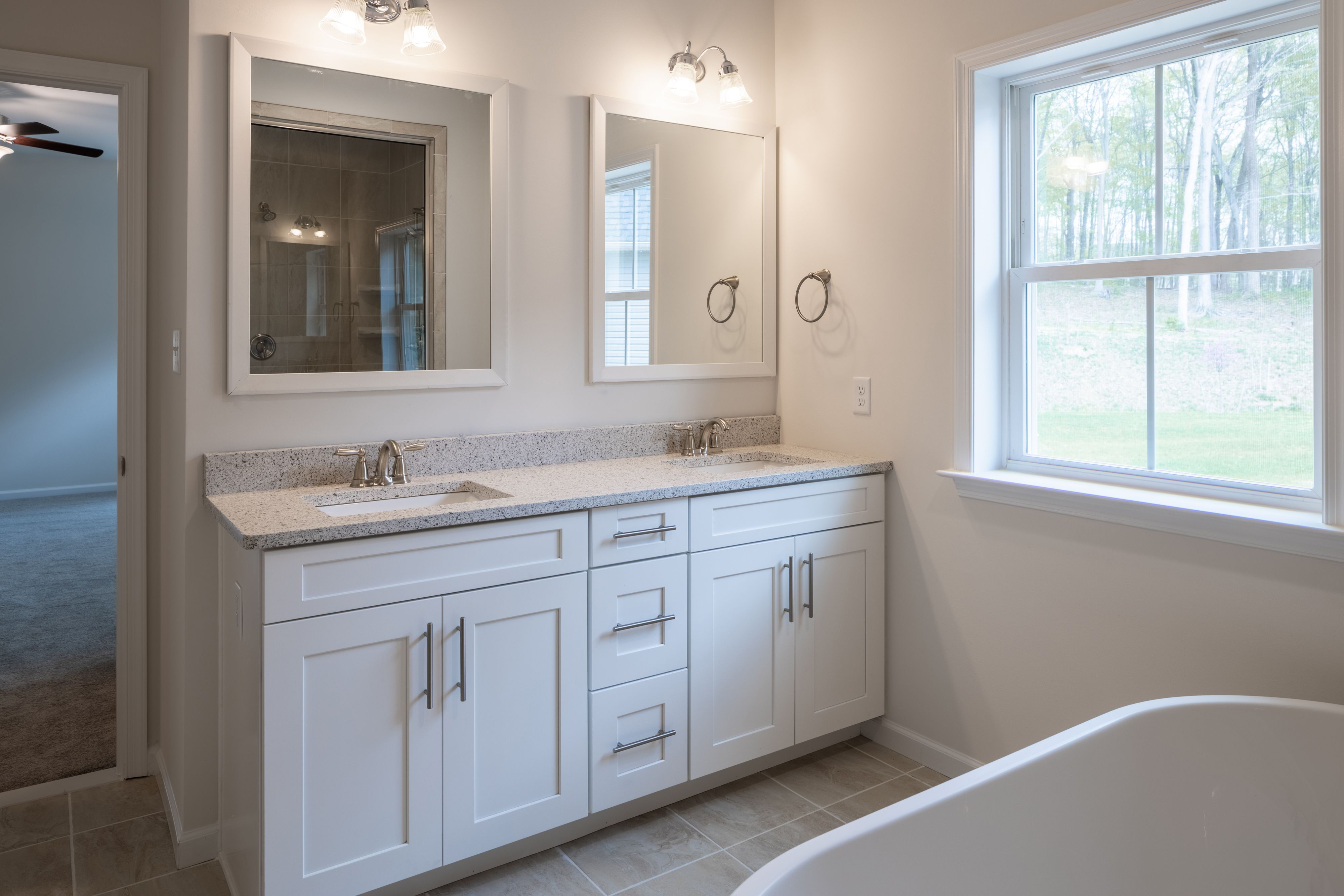 Bathroom featured in the Augusta Heritage By Keystone Custom Homes in York, PA
