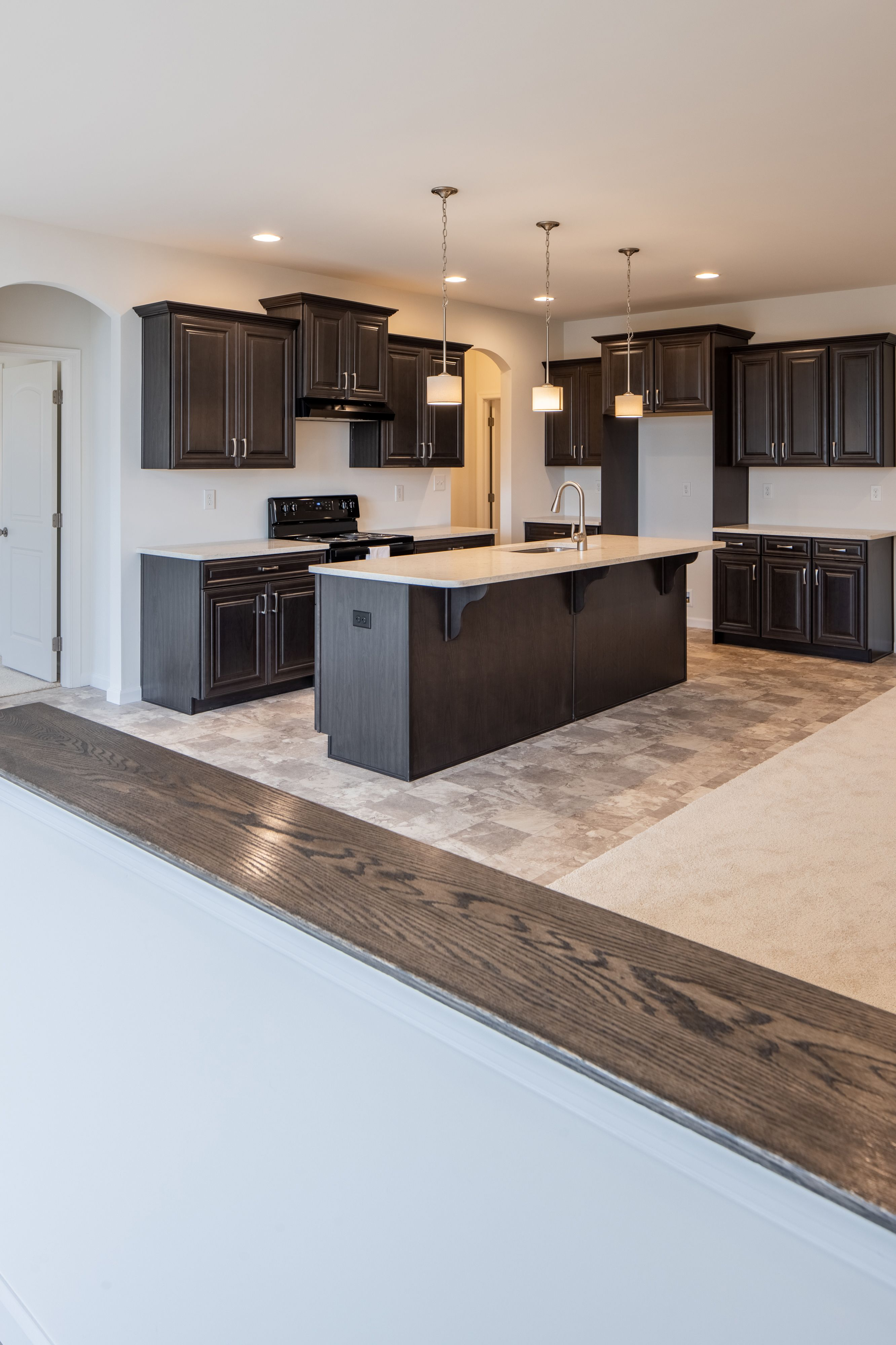 Kitchen featured in the Arcadia Normandy By Keystone Custom Homes in Wilmington-Newark, MD