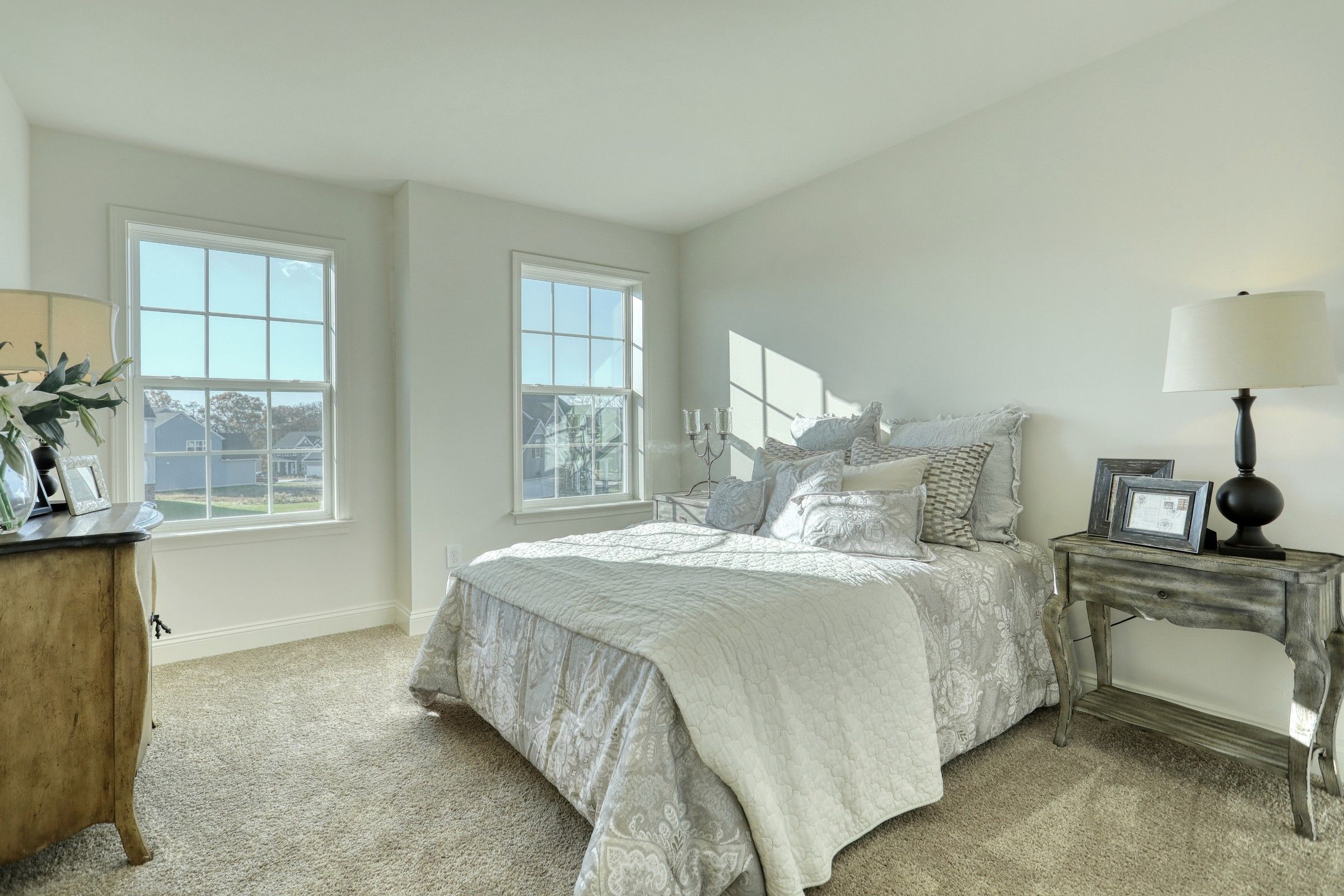 Bedroom featured in the Parker Bordeaux By Keystone Custom Homes in Lancaster, PA