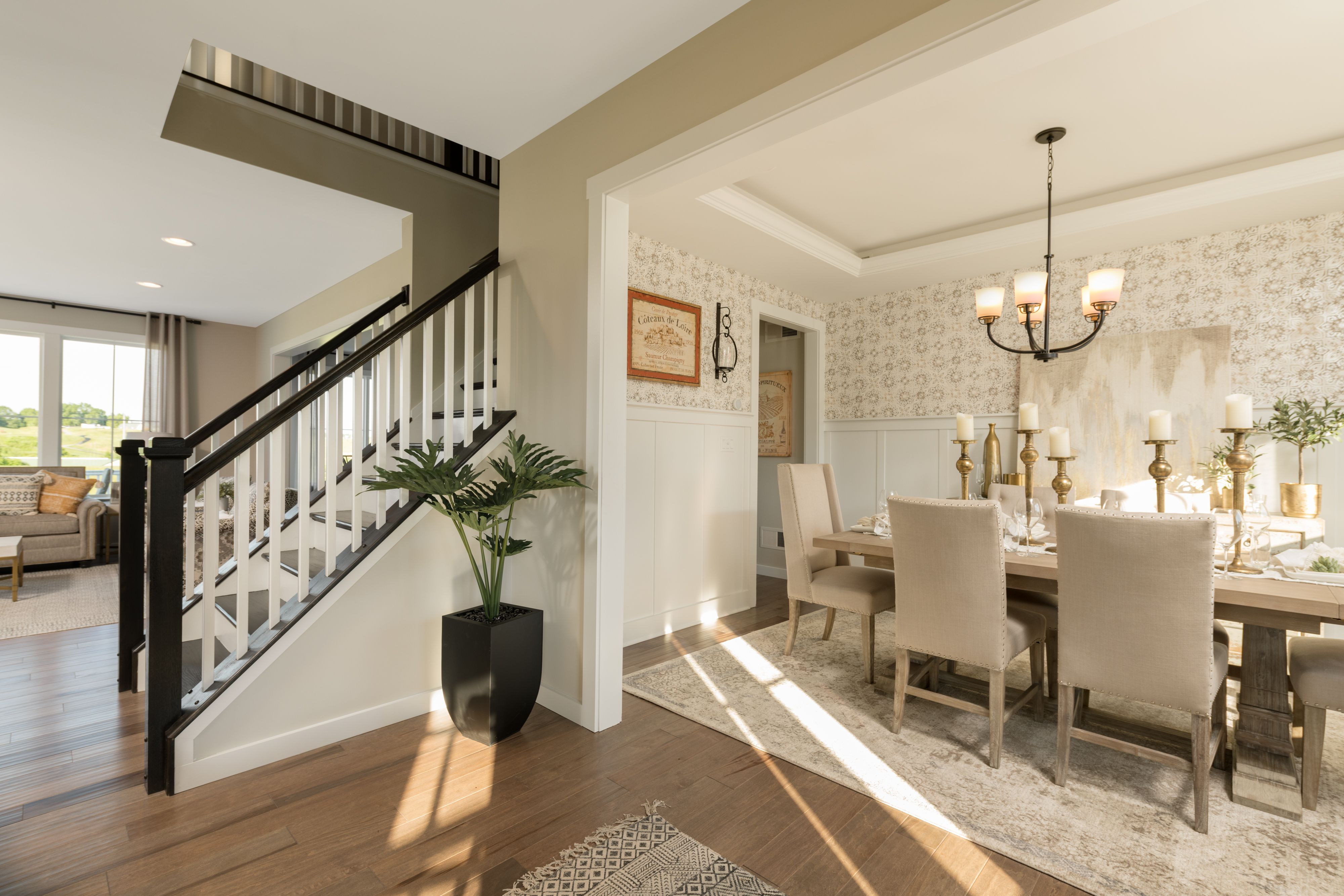Living Area featured in the Parker Vintage By Keystone Custom Homes in Harrisburg, PA