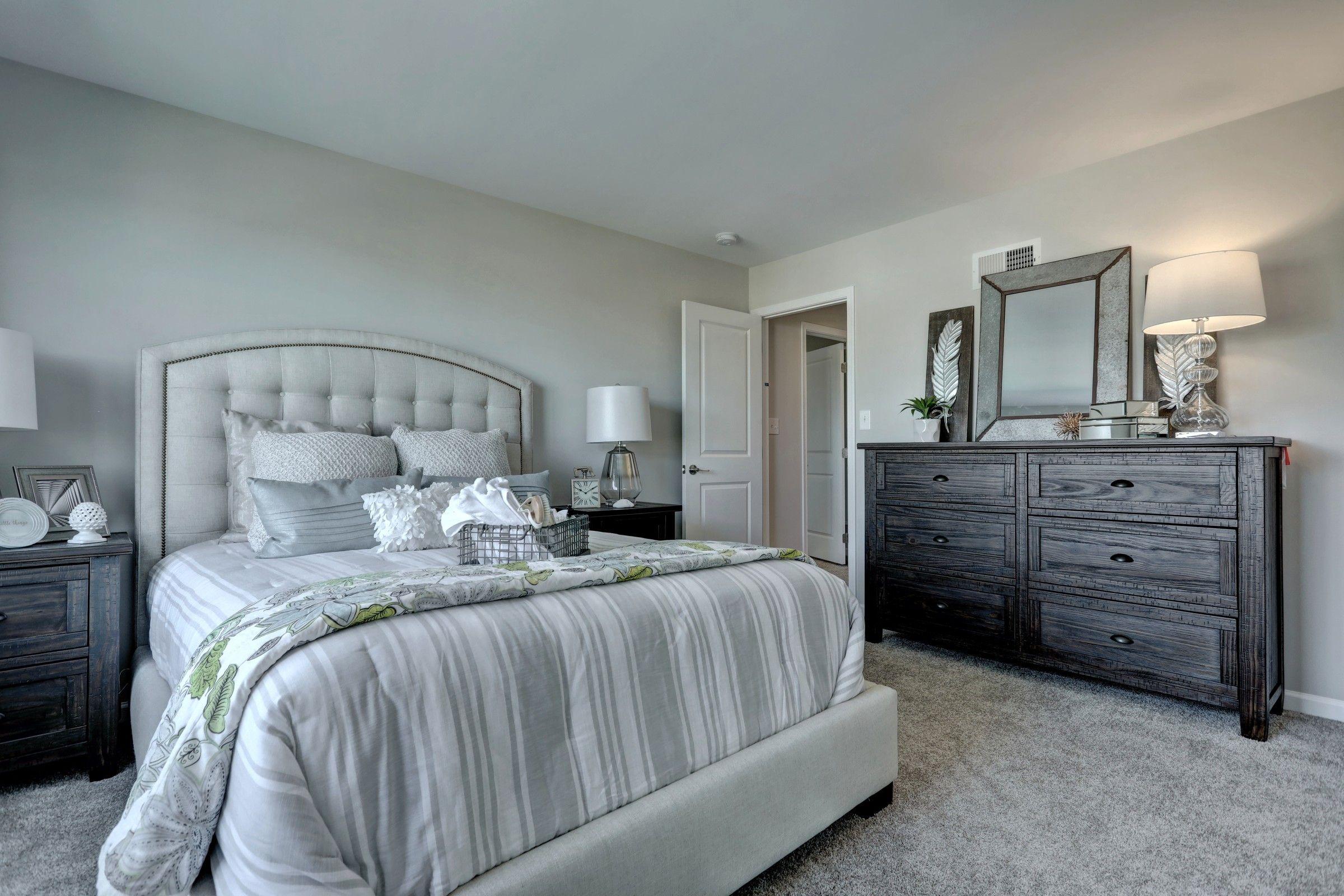 Bedroom featured in the Parker Bordeaux By Keystone Custom Homes in Philadelphia, PA