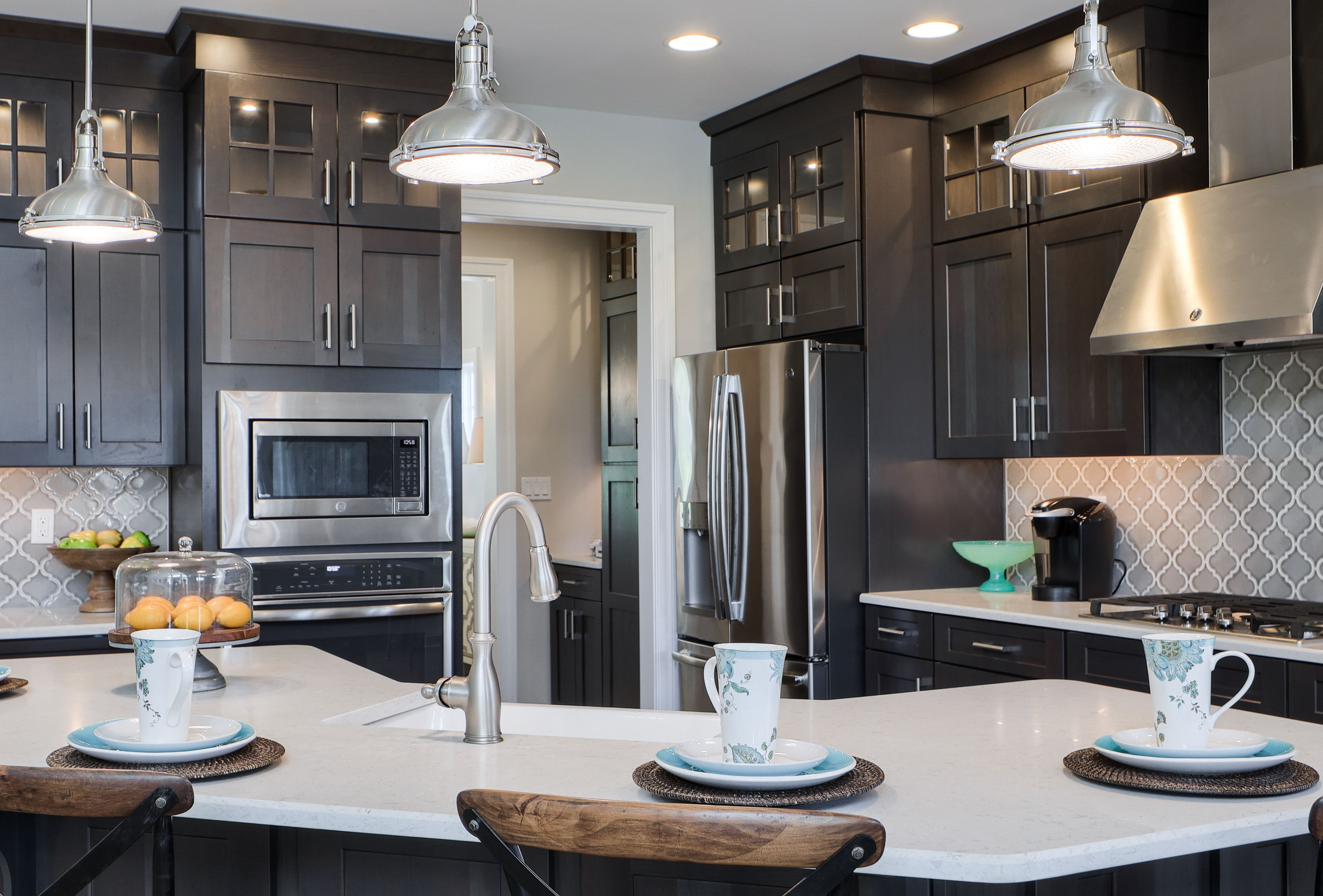 Kitchen featured in the Nottingham Traditional By Keystone Custom Homes in Baltimore, MD