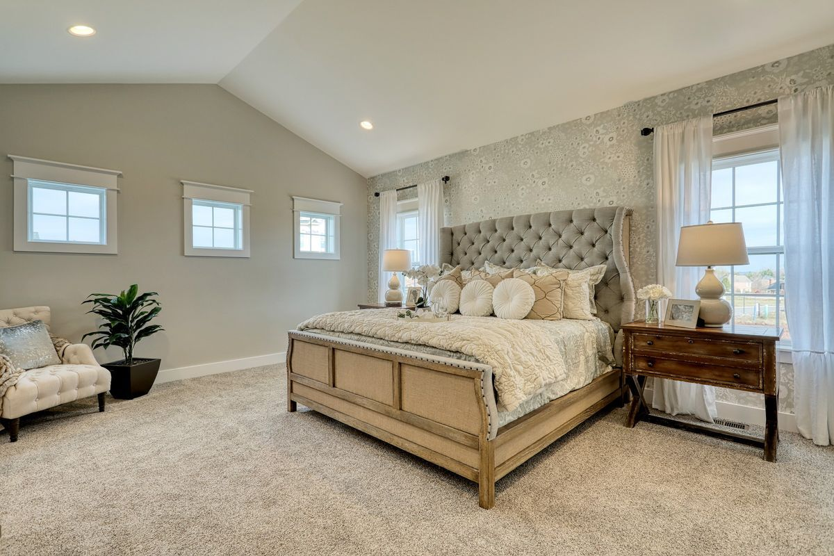 Bedroom featured in the Nottingham Vintage By Keystone Custom Homes in Lancaster, PA