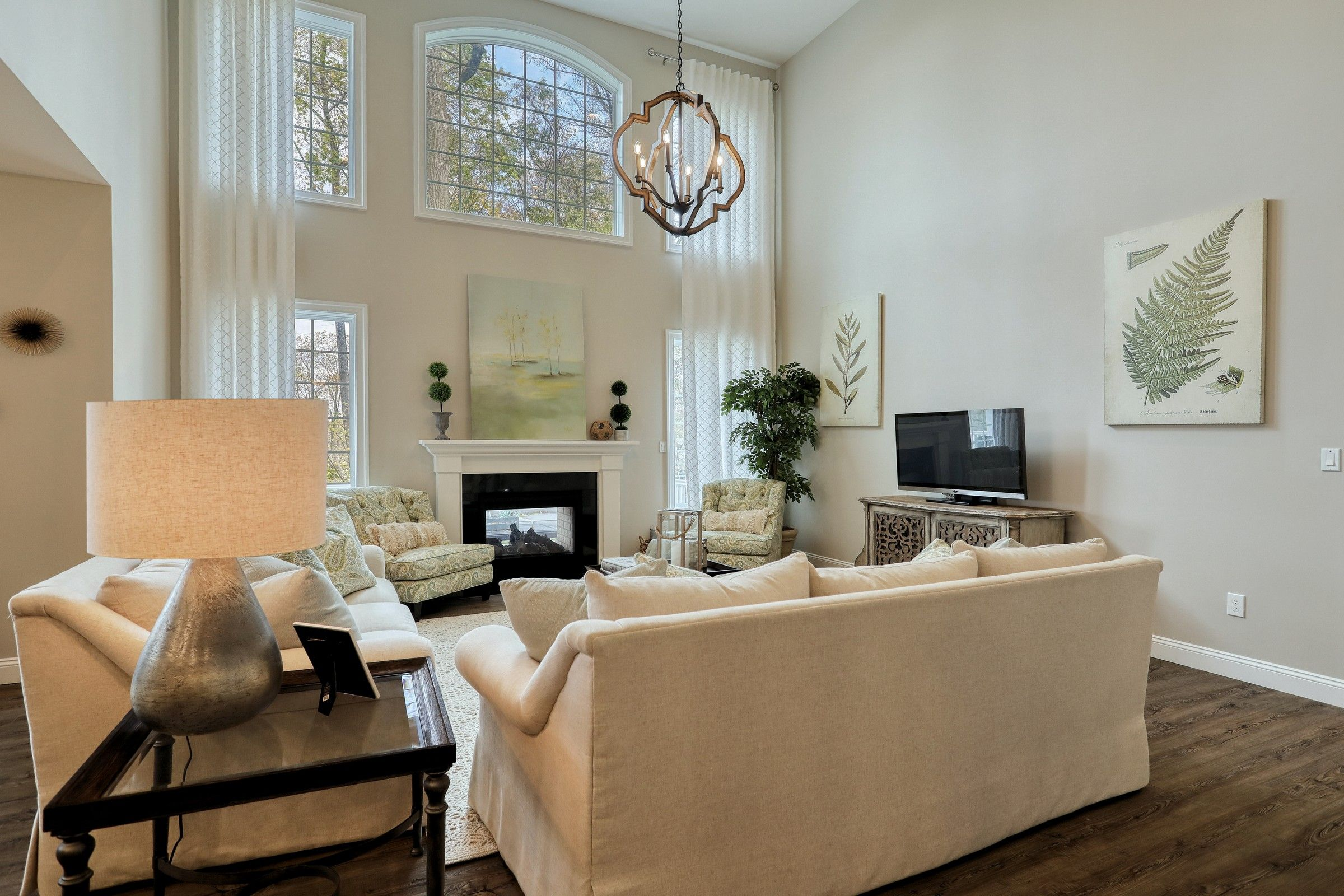 Living Area featured in the Nottingham Farmhouse By Keystone Custom Homes in Lancaster, PA