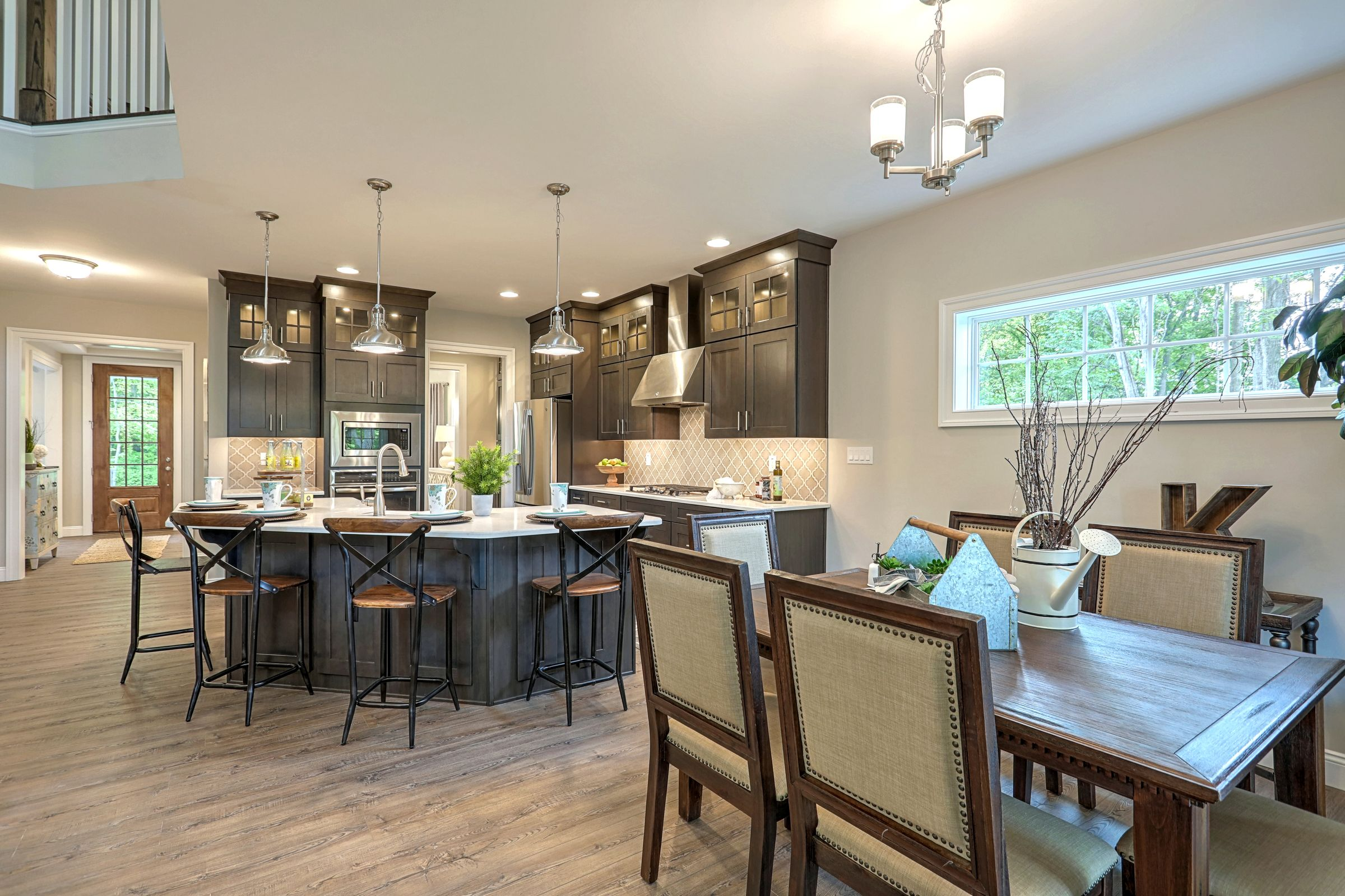 Kitchen featured in the Nottingham Manor By Keystone Custom Homes in Wilmington-Newark, MD