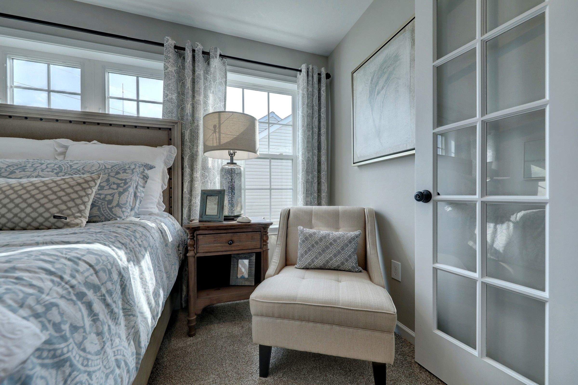 Bedroom featured in the Ethan Traditional By Keystone Custom Homes in Baltimore, MD