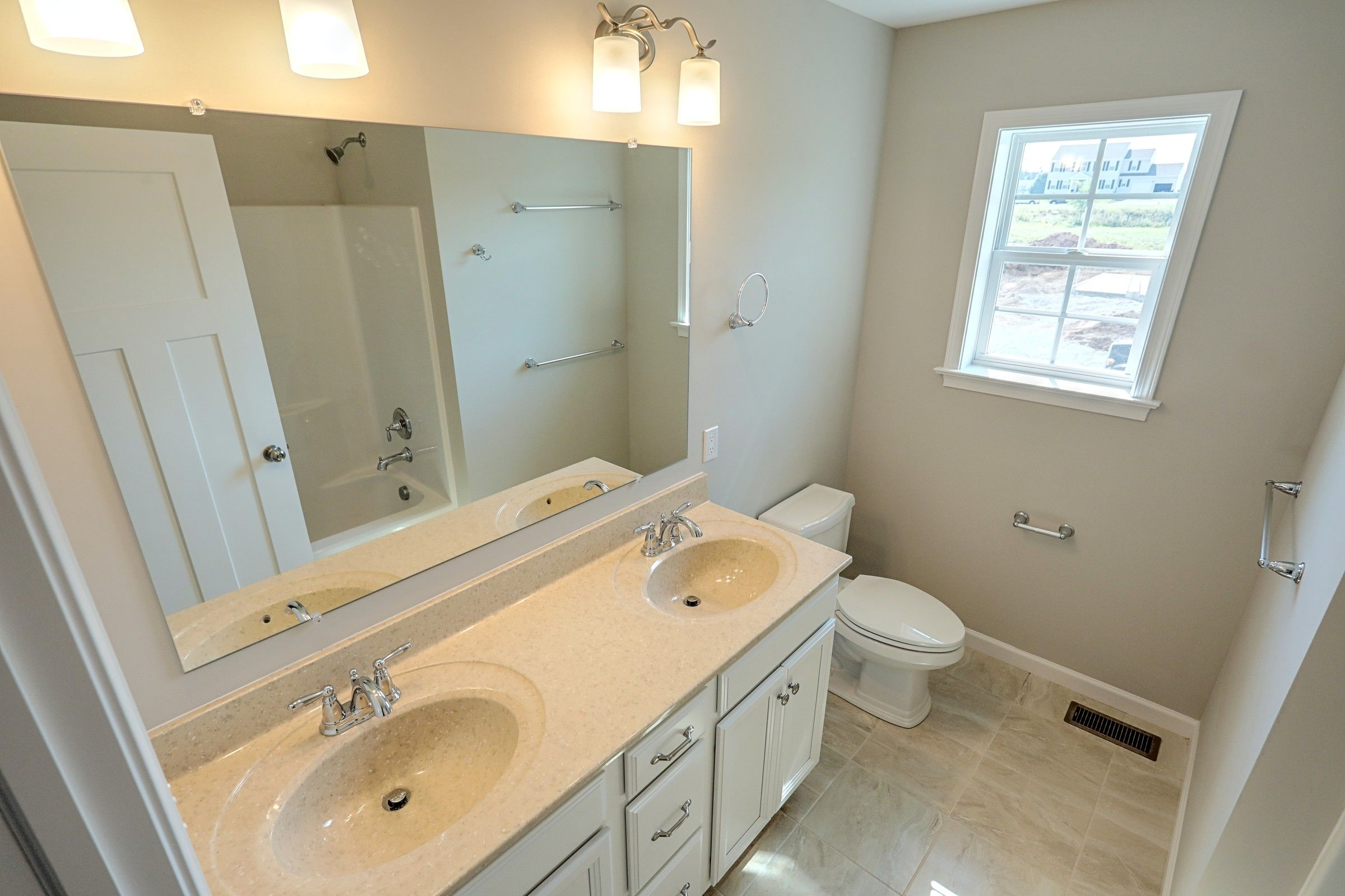 Bathroom featured in the Brentwood Heritage By Keystone Custom Homes in Philadelphia, PA