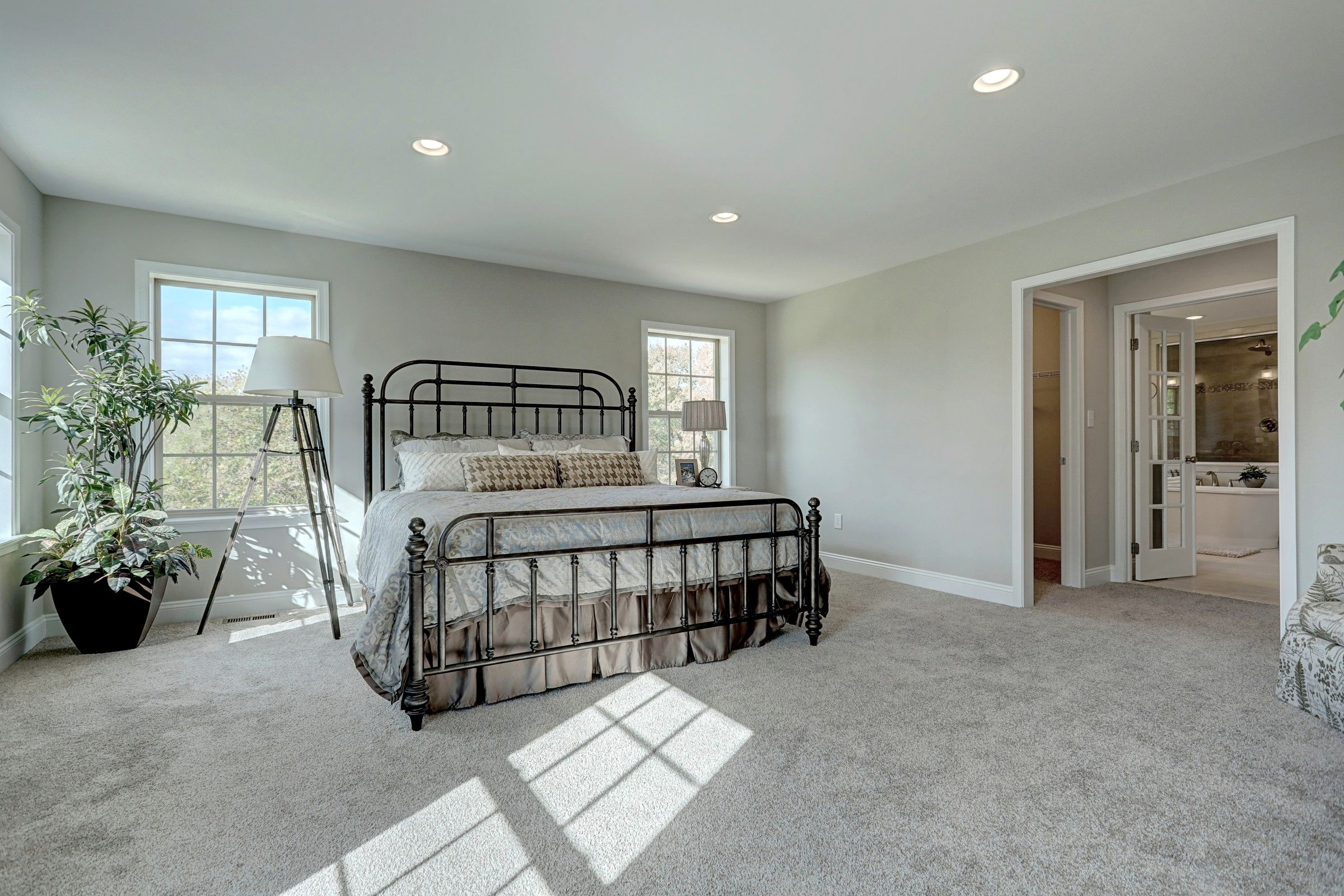 Bedroom featured in the Covington Manor By Keystone Custom Homes in Baltimore, MD