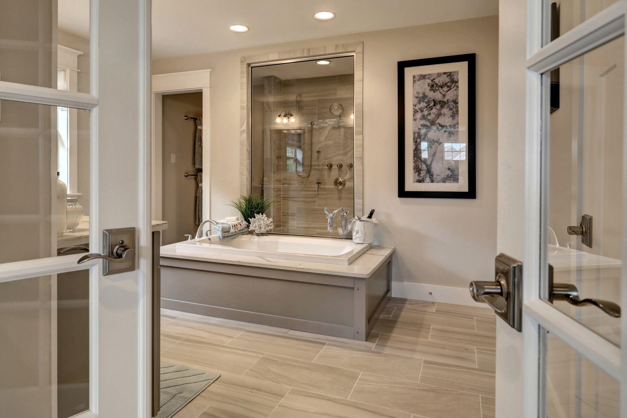 Bathroom featured in the Covington Heritage By Keystone Custom Homes in Philadelphia, PA