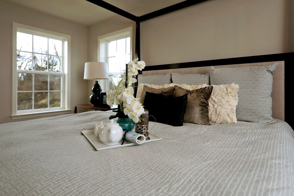 Bedroom featured in the Covington Heritage By Keystone Custom Homes in Harrisburg, PA