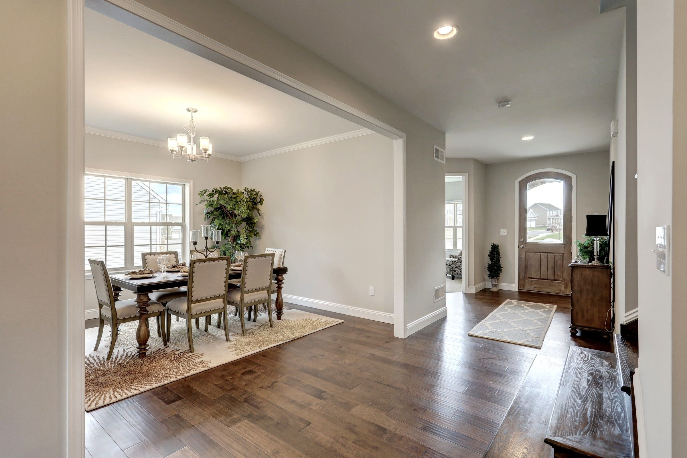 Living Area featured in the Covington Traditional By Keystone Custom Homes in Philadelphia, PA