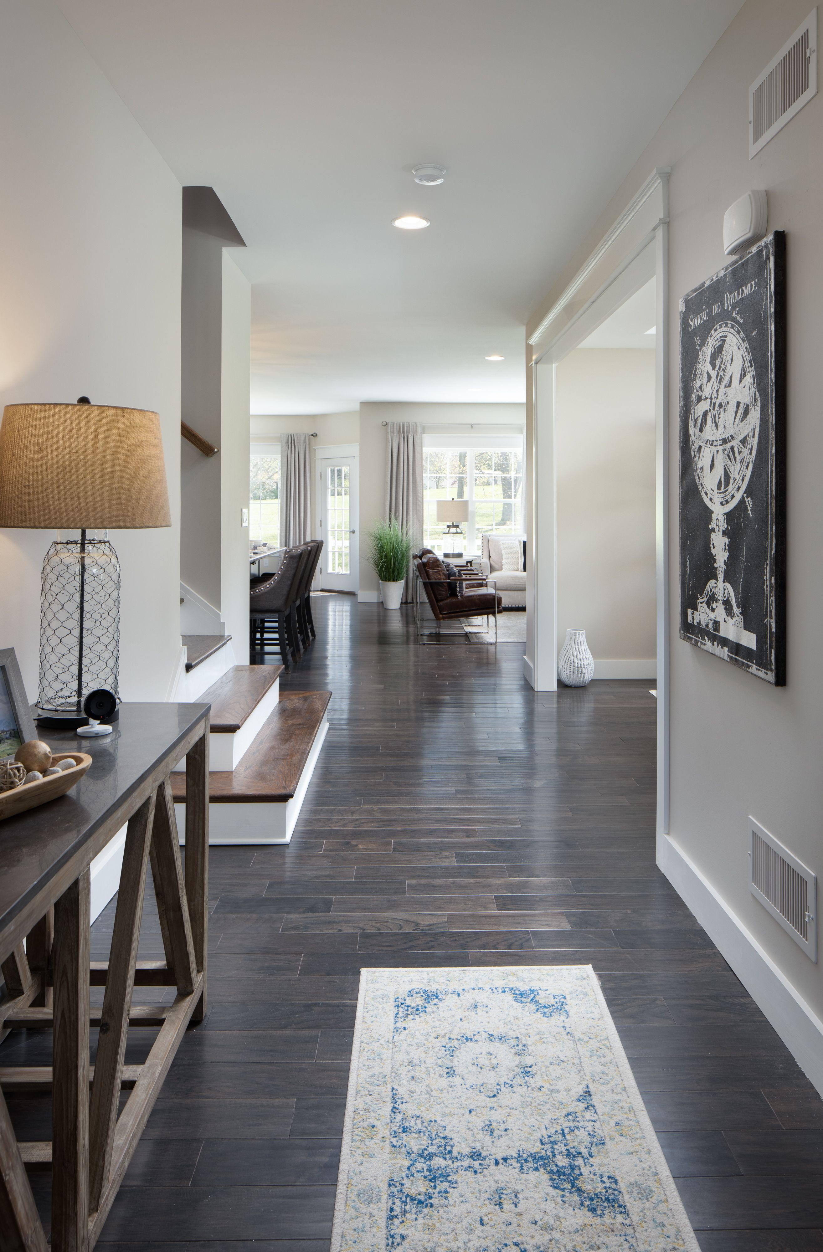 Living Area featured in the Covington Manor By Keystone Custom Homes in Baltimore, MD