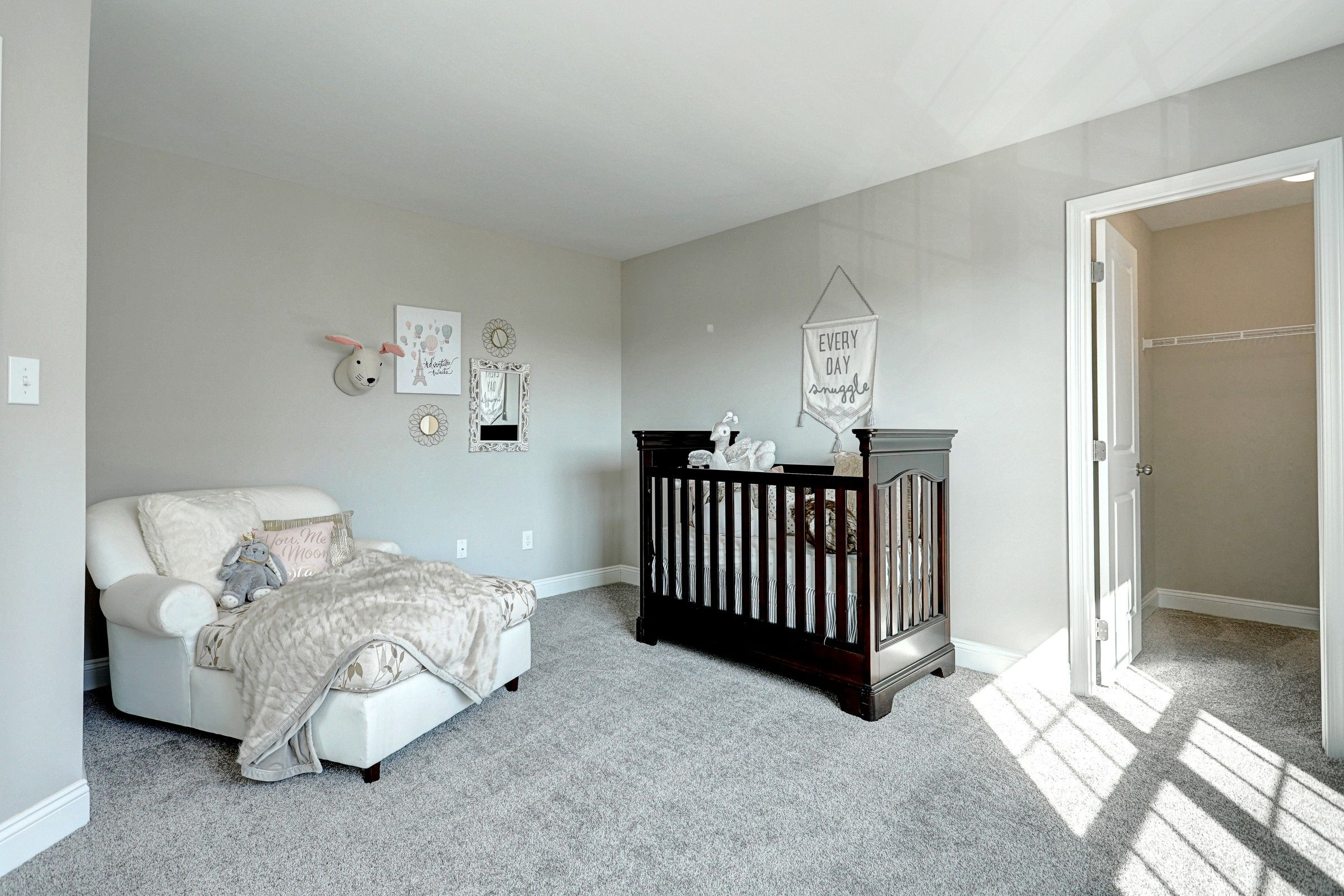 Bedroom featured in the Covington Traditional By Keystone Custom Homes in Philadelphia, PA