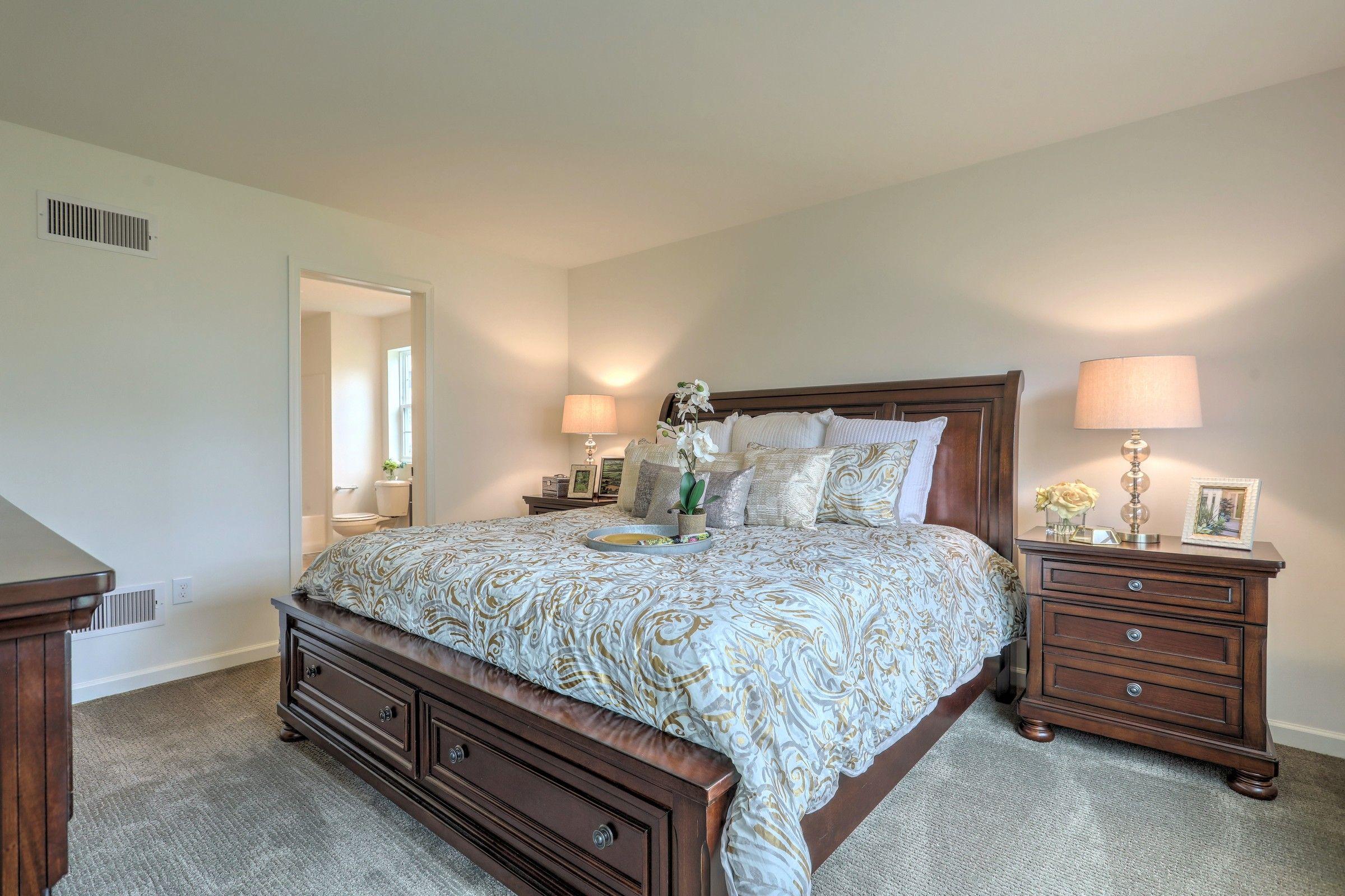 Bedroom featured in the Andrews Vintage By Keystone Custom Homes in Philadelphia, PA