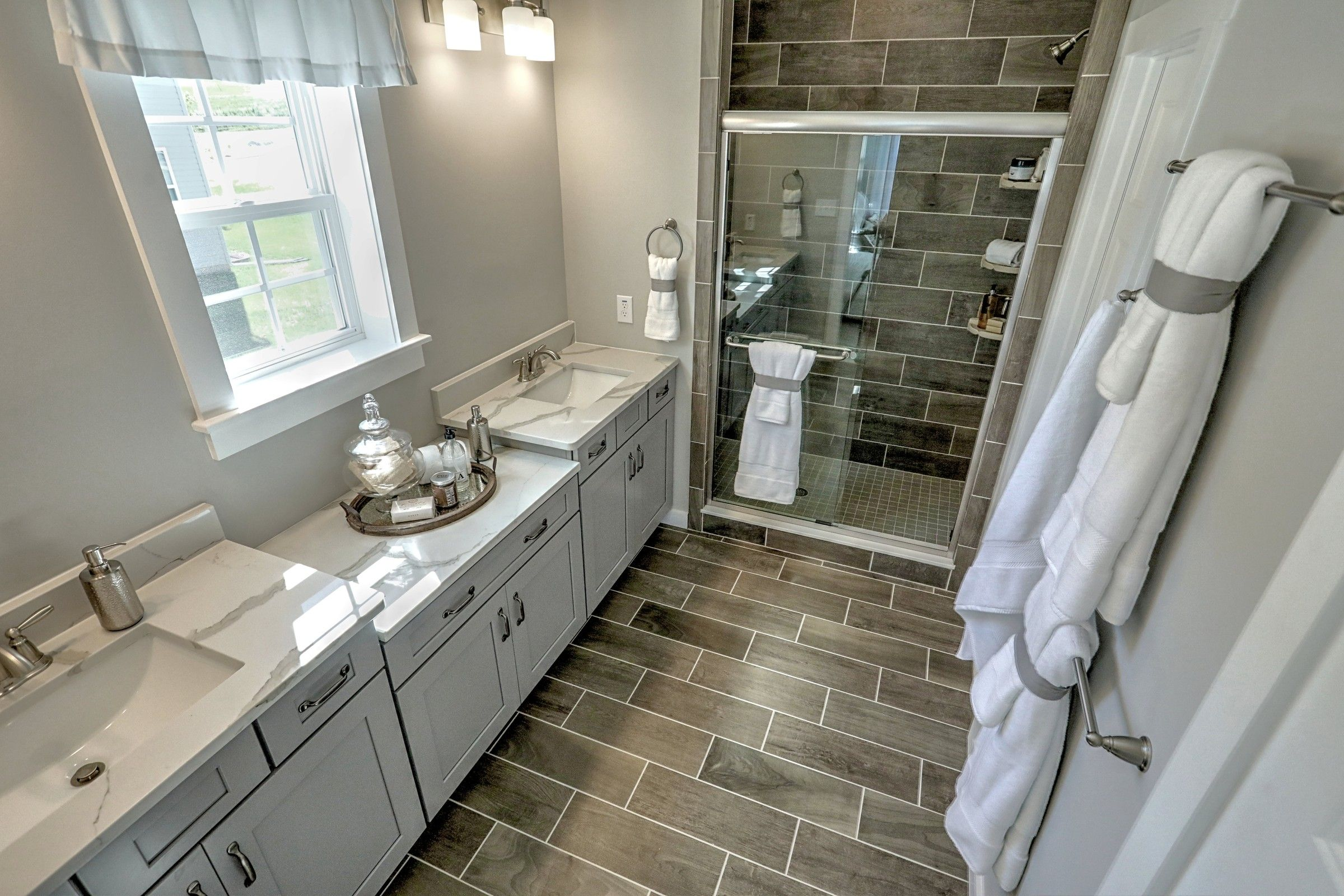 Bathroom featured in the Andrews Vintage By Keystone Custom Homes in Philadelphia, PA