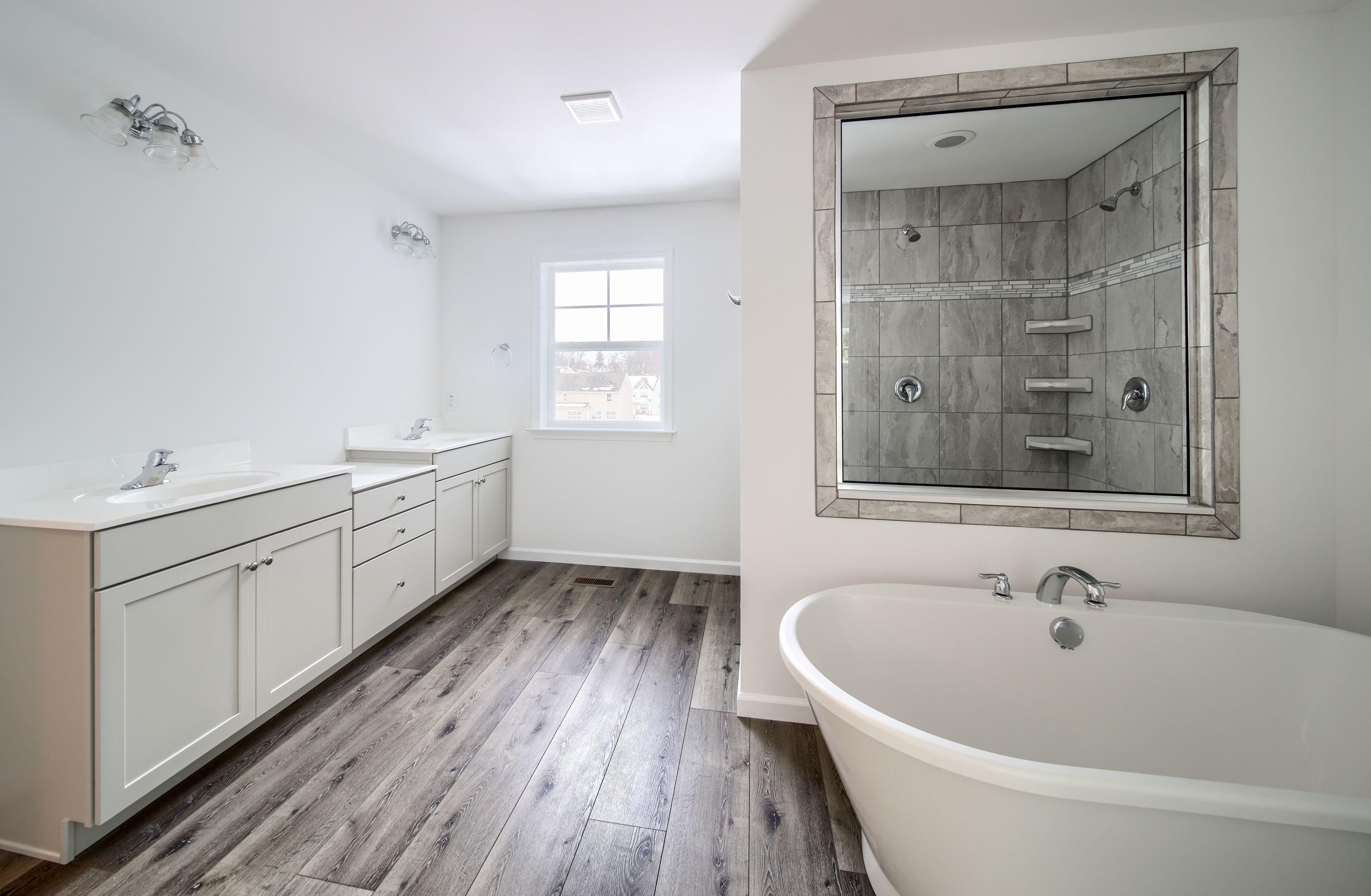 Bathroom featured in the Addison Farmhouse By Keystone Custom Homes in Wilmington-Newark, MD