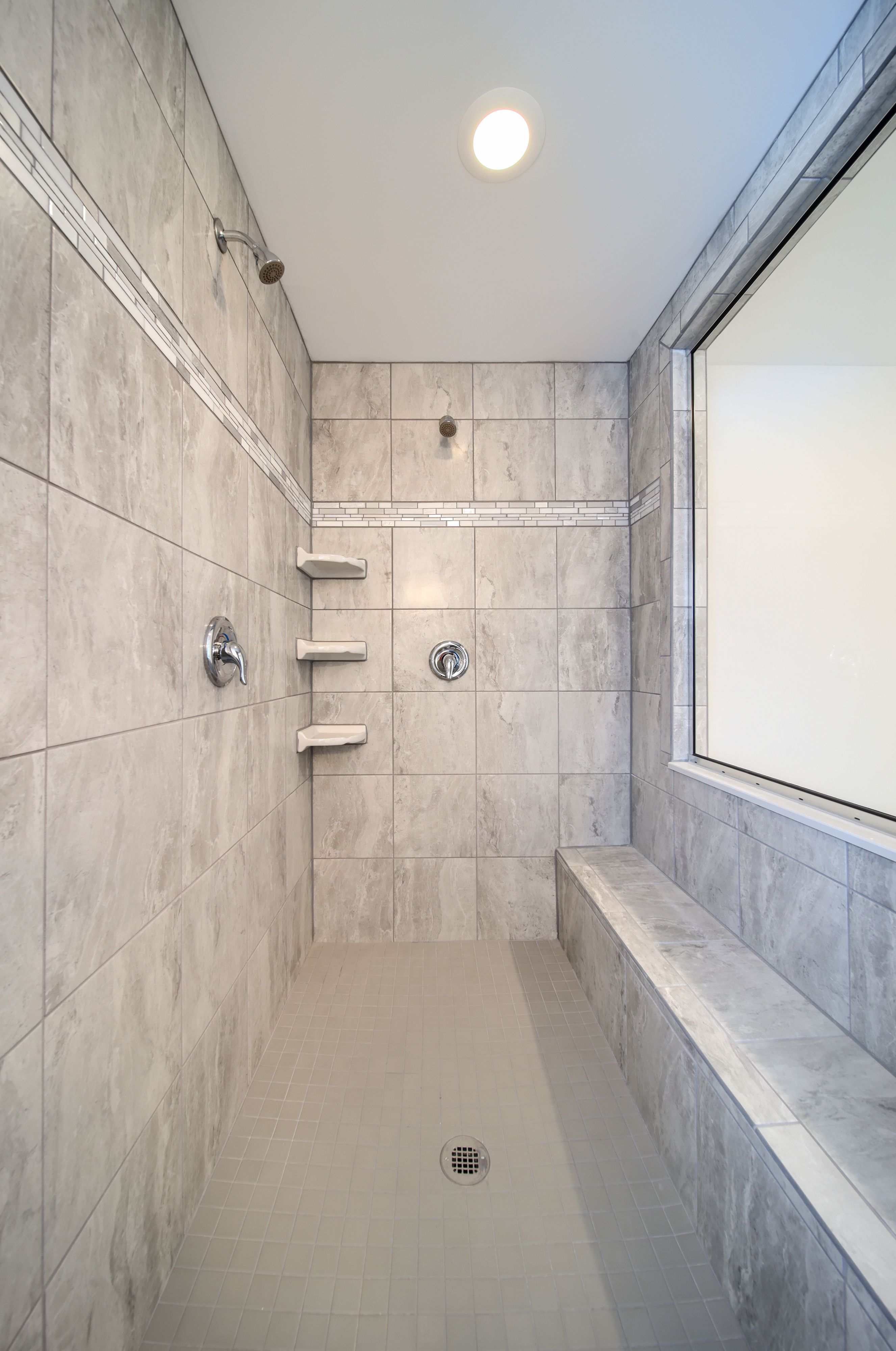 Bathroom featured in the Addison Traditional By Keystone Custom Homes in Wilmington-Newark, MD
