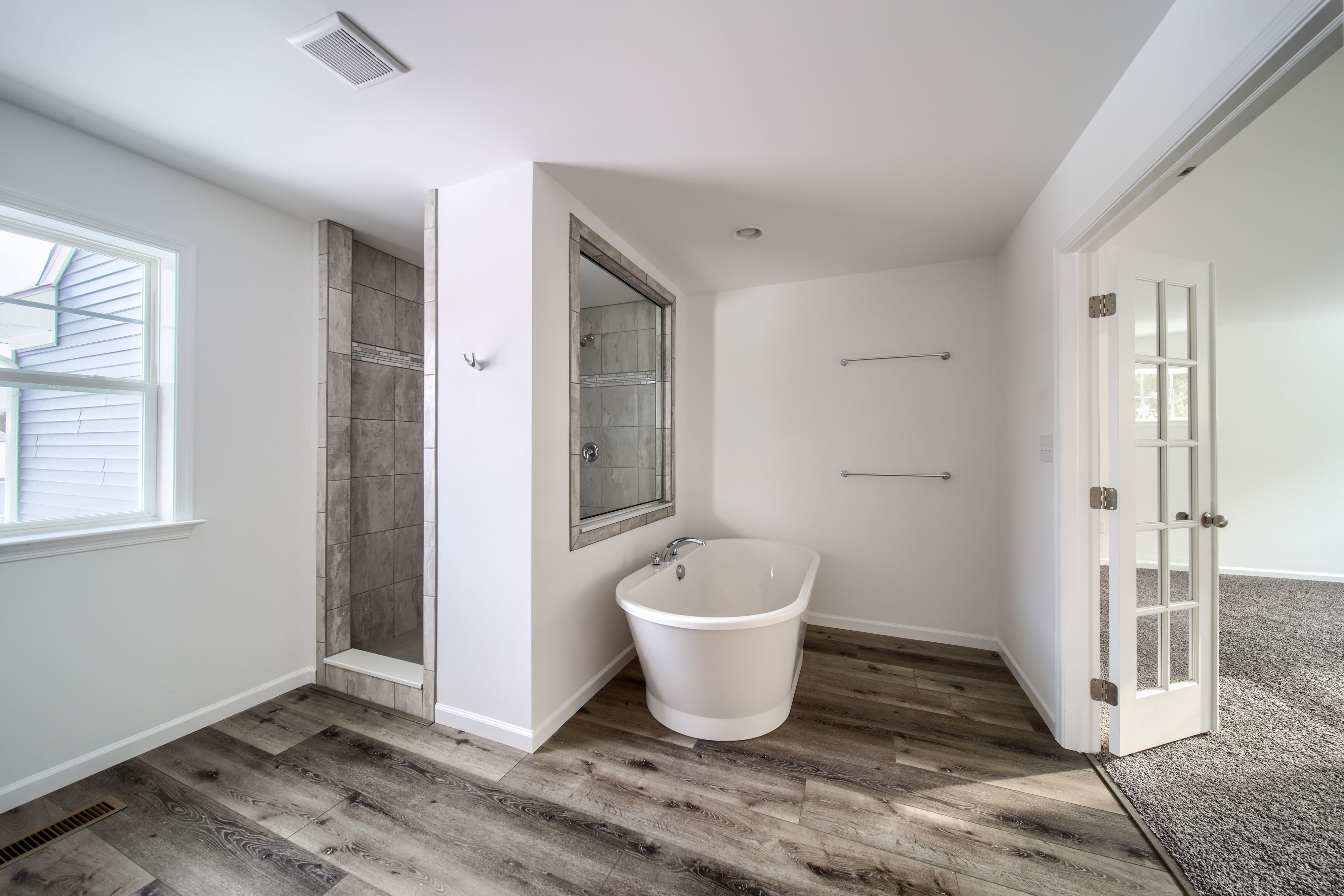 Bathroom featured in the Addison Heritage By Keystone Custom Homes in Harrisburg, PA