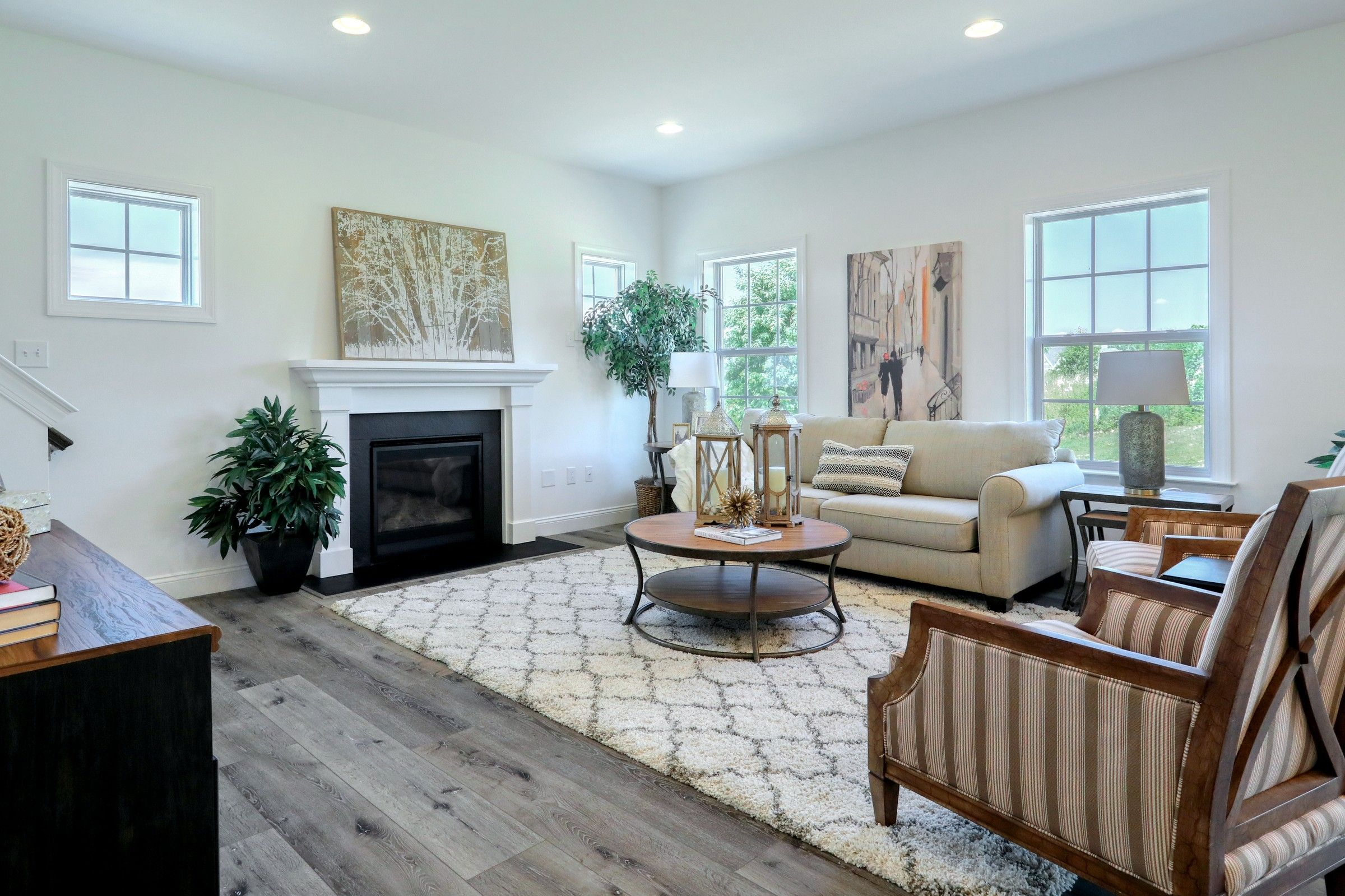Living Area featured in the Lachlan Vintage By Keystone Custom Homes in York, PA