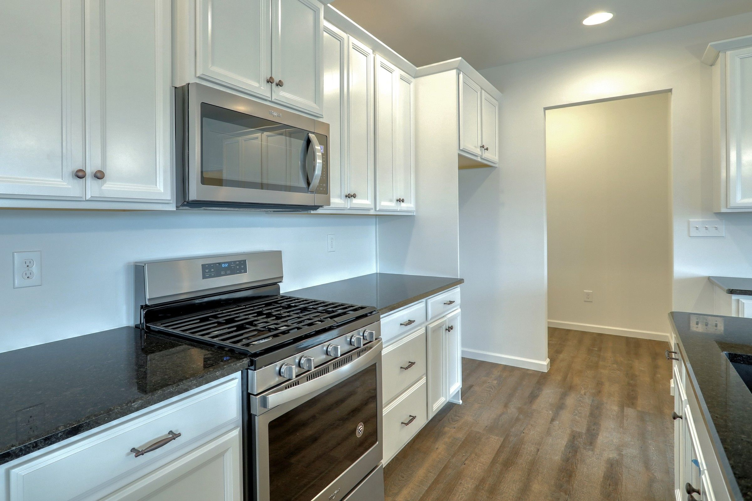 Kitchen featured in the Lachlan Traditional By Keystone Custom Homes in Philadelphia, PA