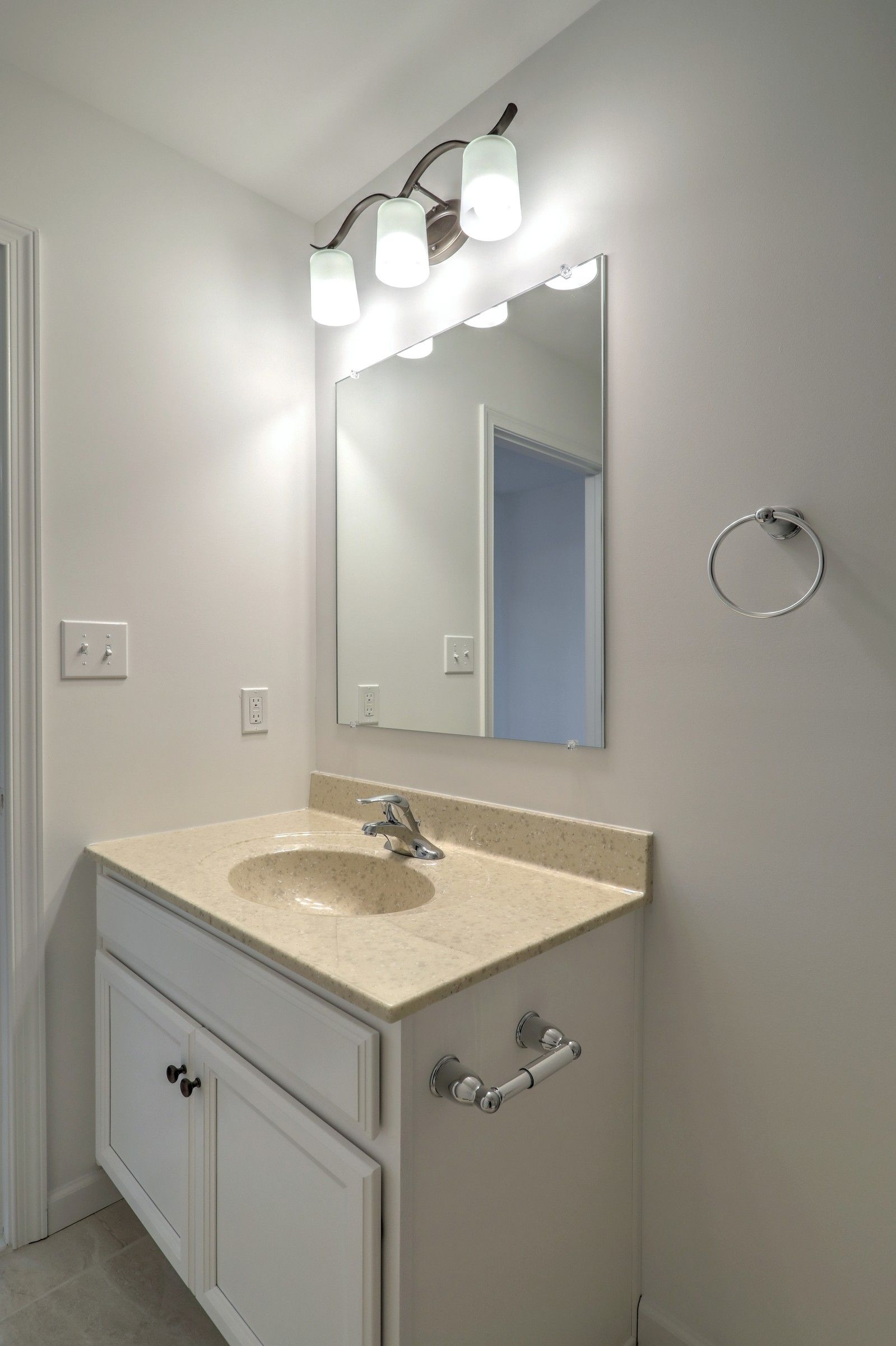 Bathroom featured in the Lachlan Traditional By Keystone Custom Homes in Philadelphia, PA