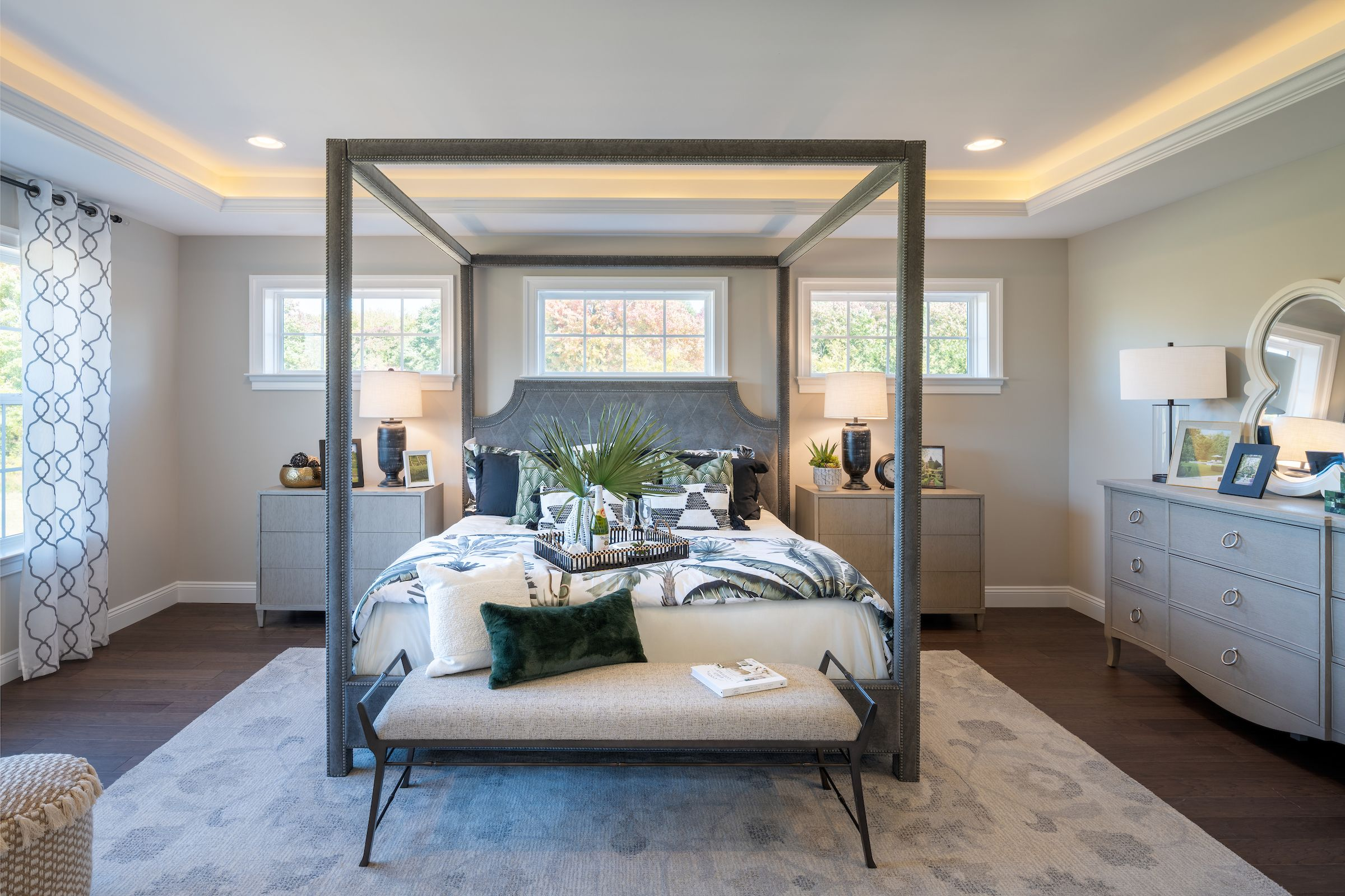 Bedroom featured in the Hawthorne Farmhouse By Keystone Custom Homes in Wilmington-Newark, MD