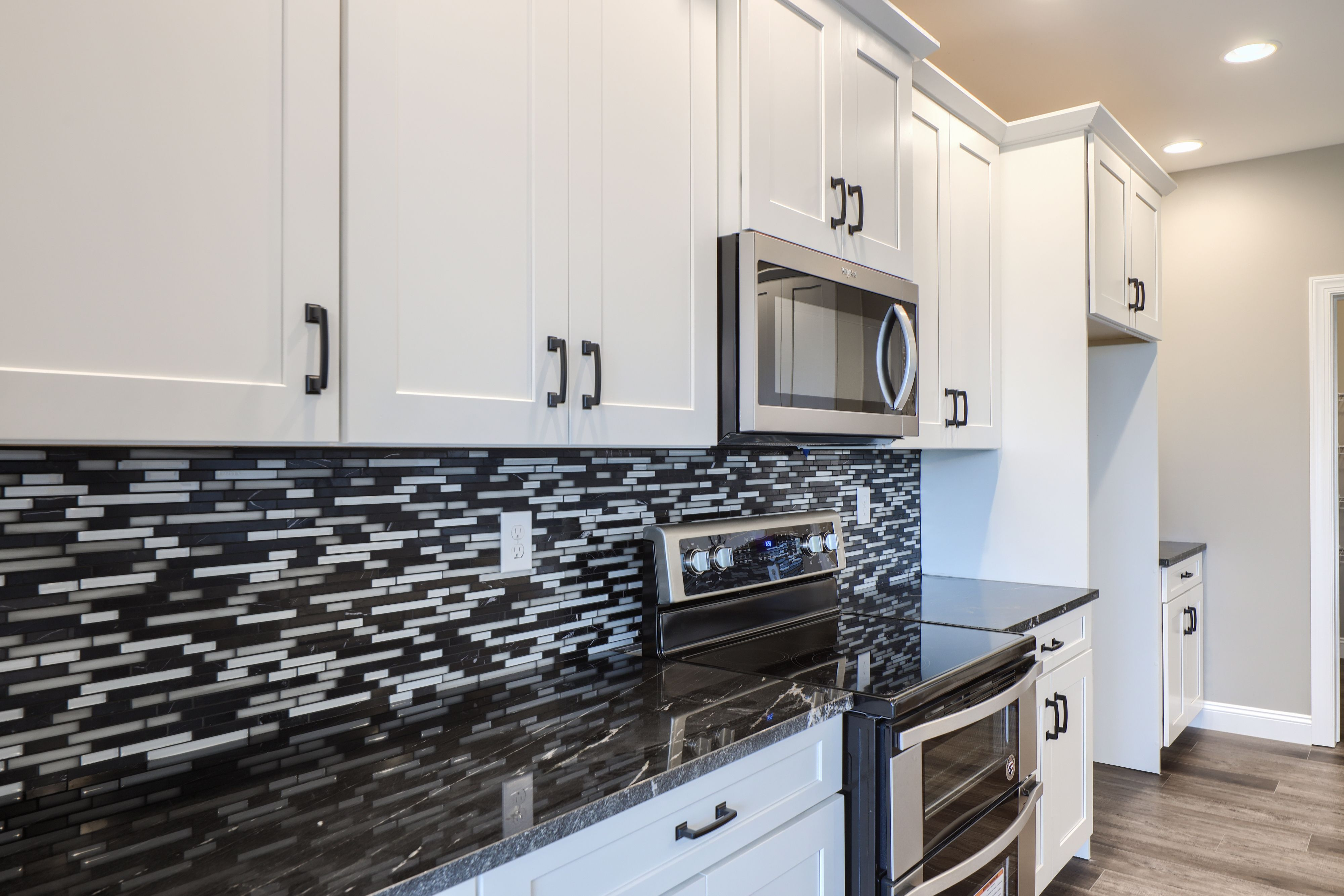 Kitchen featured in the Hawthorne Manor By Keystone Custom Homes in Baltimore, MD