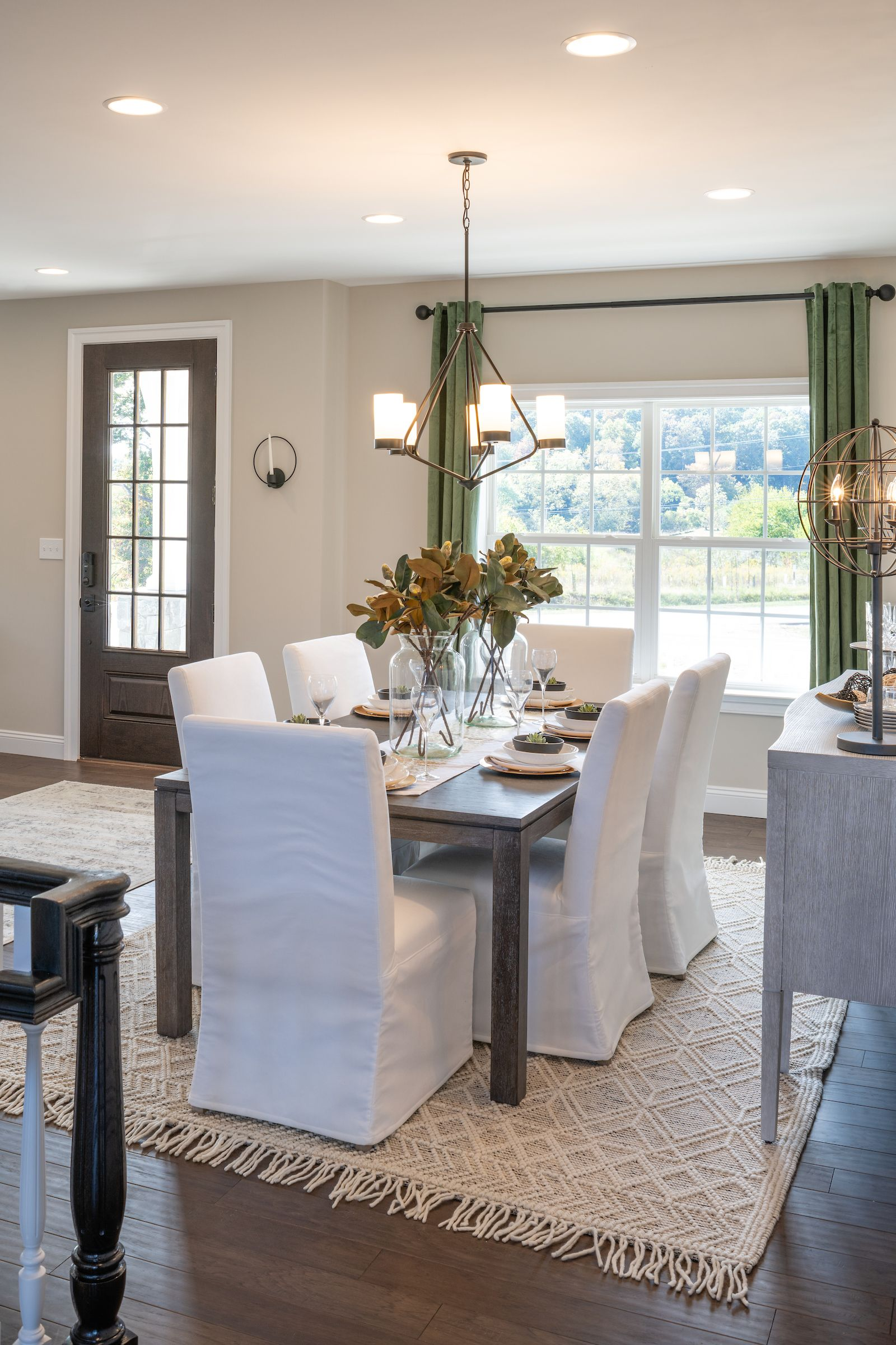Living Area featured in the Hawthorne Manor By Keystone Custom Homes in Lancaster, PA