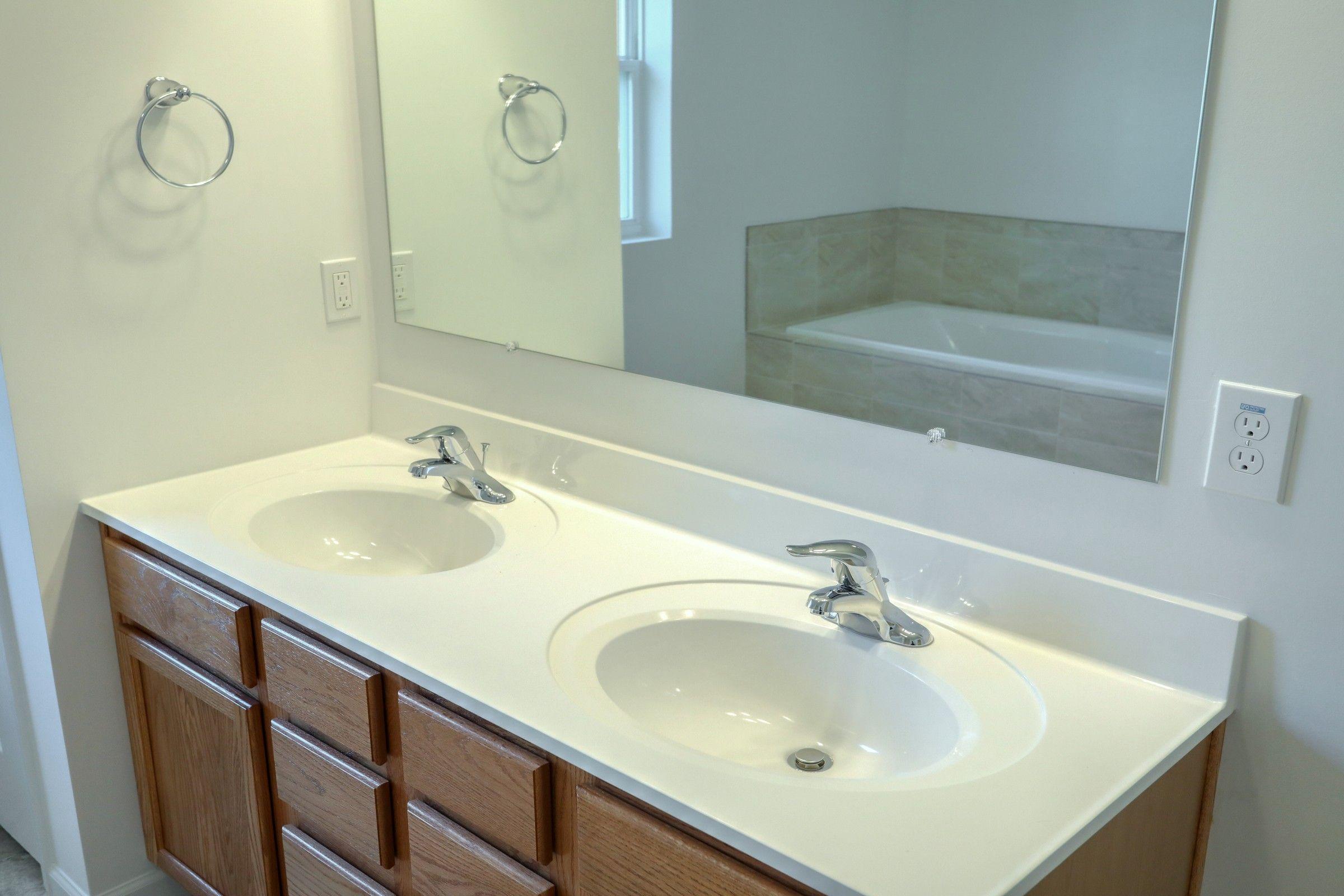 Bathroom featured in the Hawthorne Vintage By Keystone Custom Homes in Washington, MD