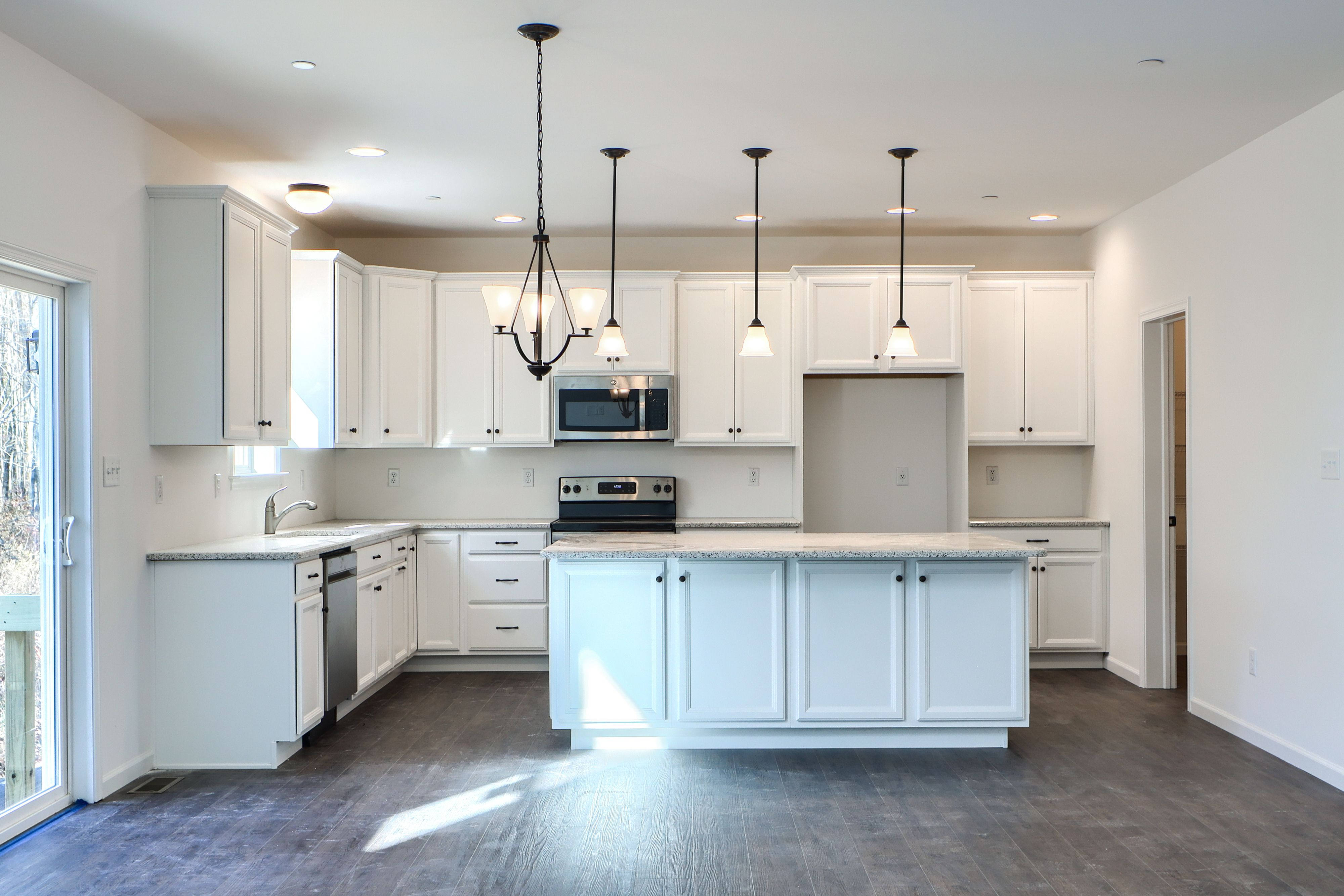 Kitchen featured in the Hawthorne Manor By Keystone Custom Homes in Washington, MD