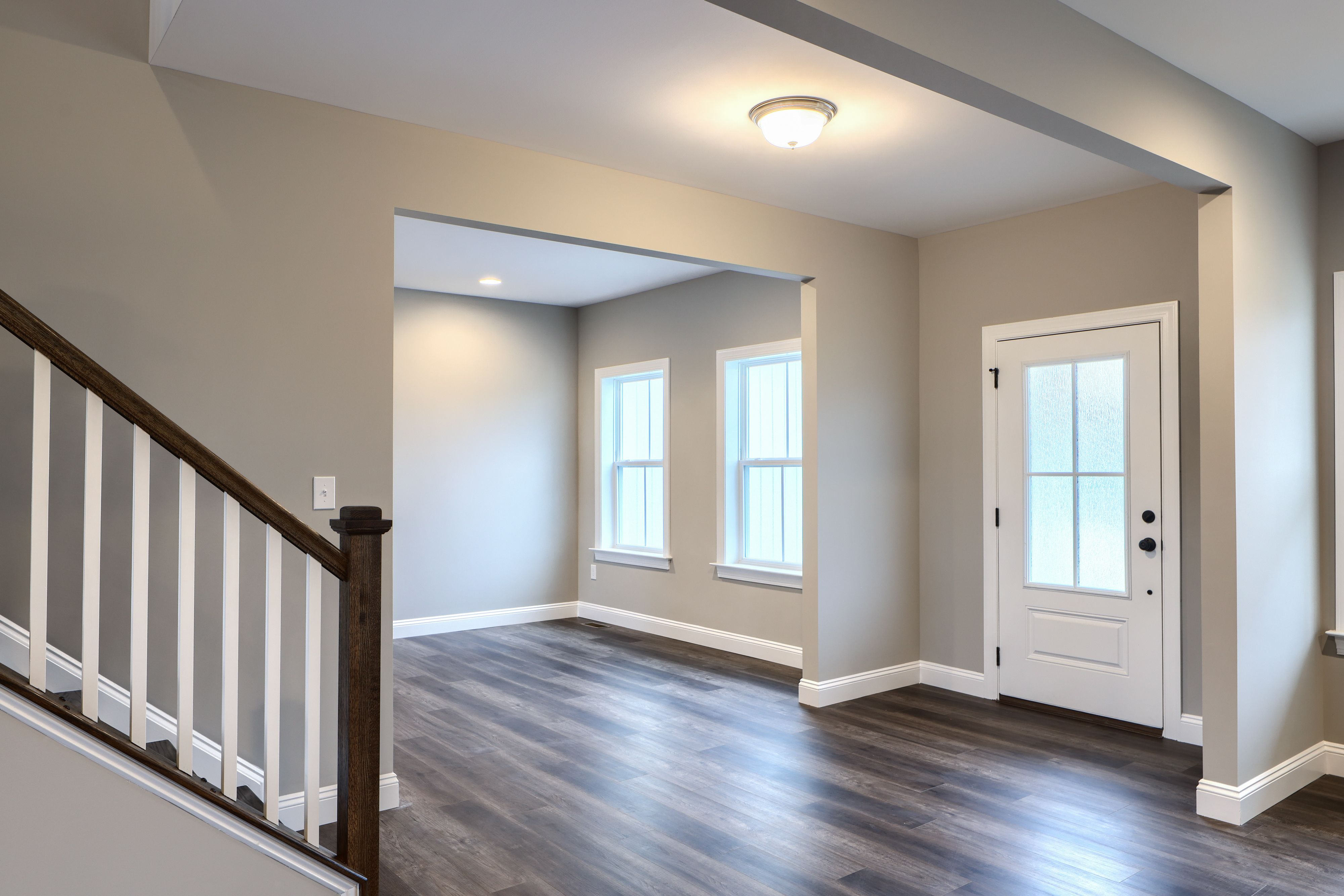 Living Area featured in the Hawthorne Manor By Keystone Custom Homes in Baltimore, MD