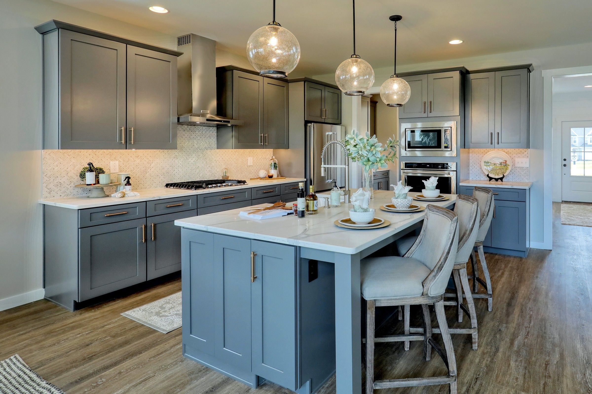 Kitchen featured in the Manchester Manor By Keystone Custom Homes in Lancaster, PA