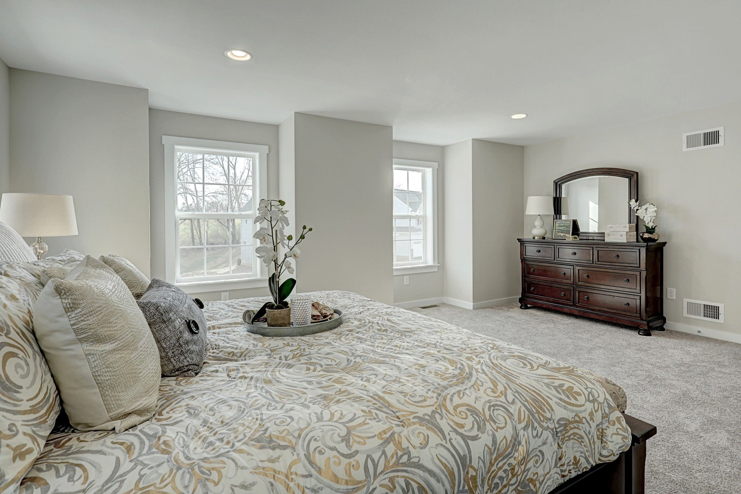 Bedroom featured in the Manchester Manor By Keystone Custom Homes in Harrisburg, PA