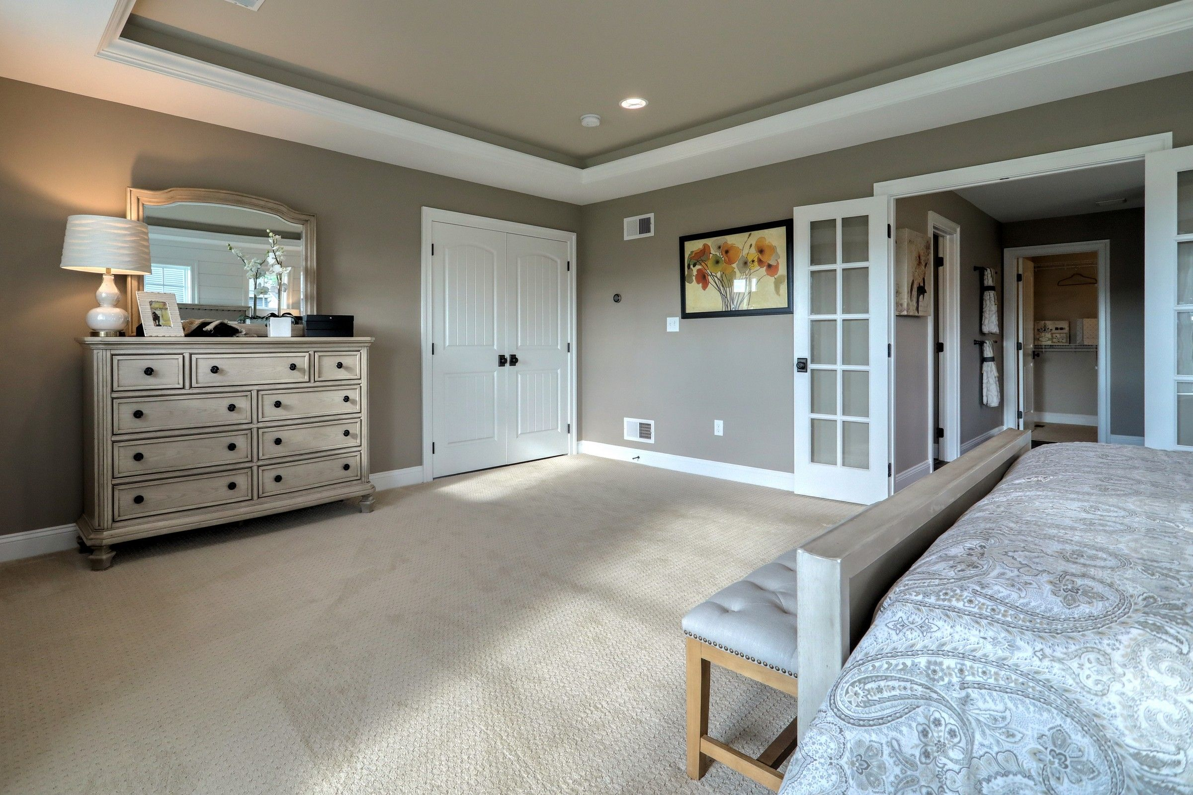 Bedroom featured in the Manchester Heritage By Keystone Custom Homes in Harrisburg, PA
