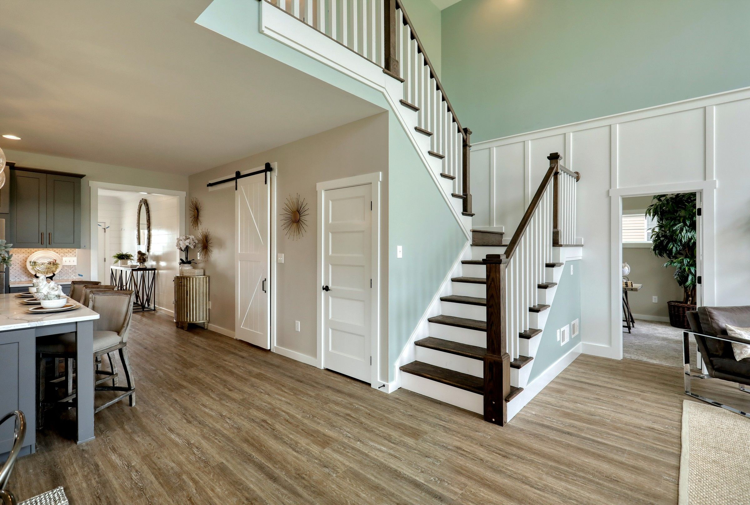 Living Area featured in the Manchester Manor By Keystone Custom Homes in Lancaster, PA