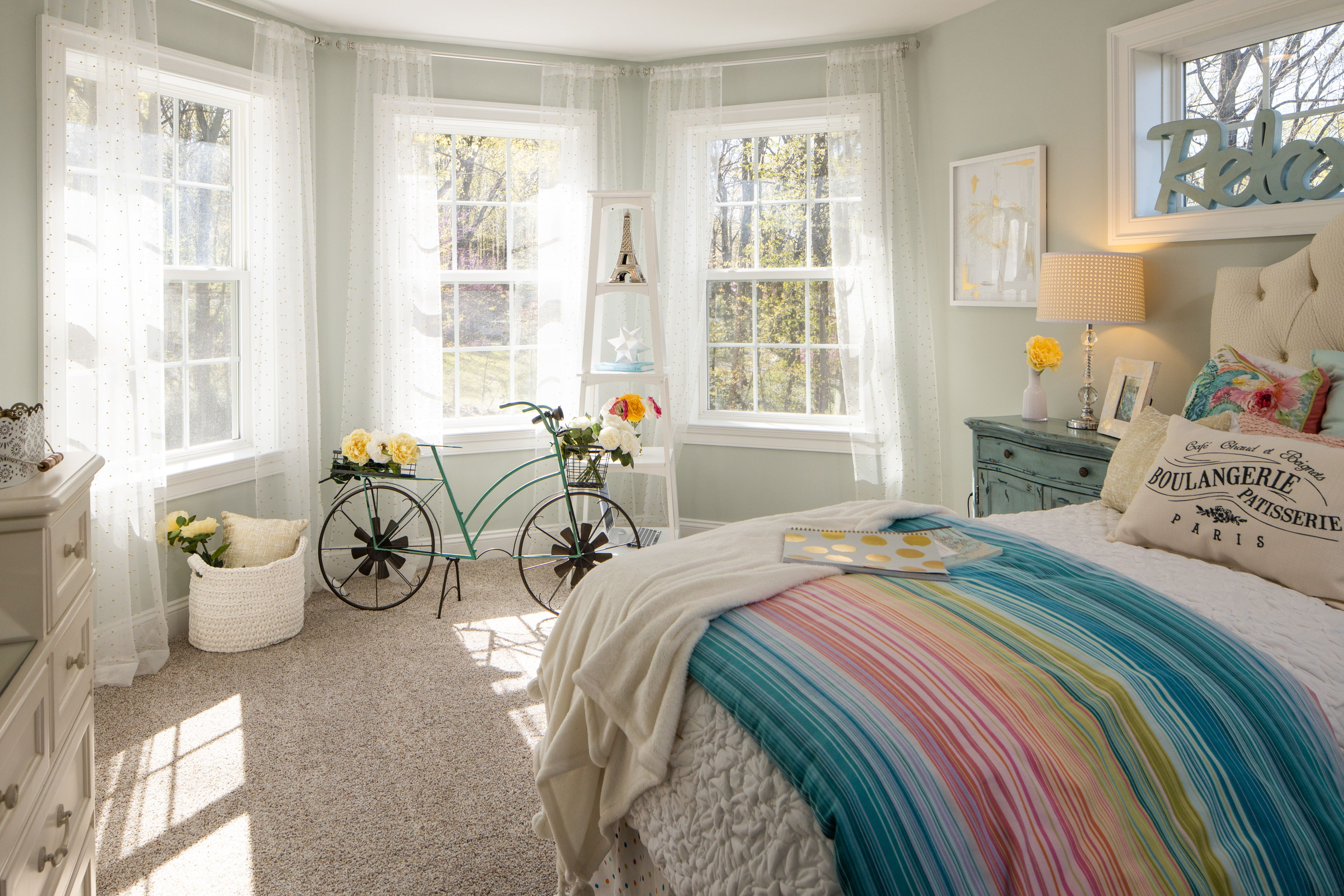 Bedroom featured in the Nottingham Farmhouse By Keystone Custom Homes in Baltimore, MD