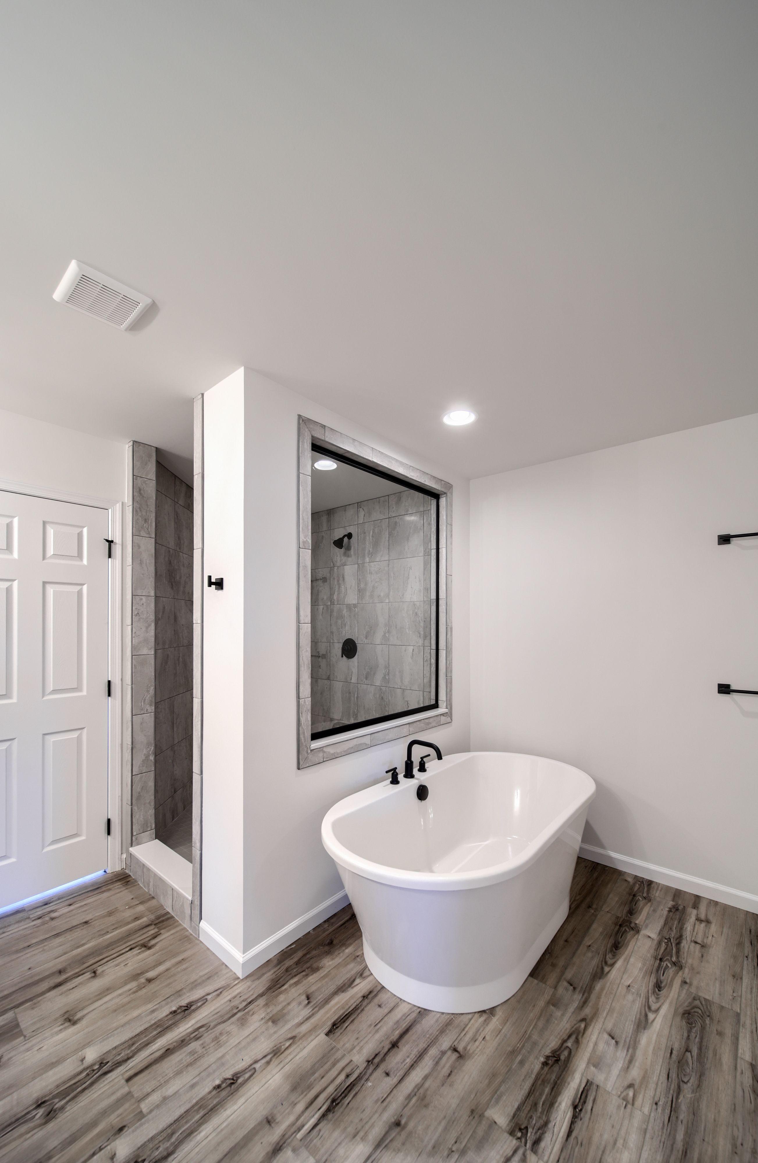 Bathroom featured in the Oxford Farmhouse By Keystone Custom Homes in Harrisburg, PA