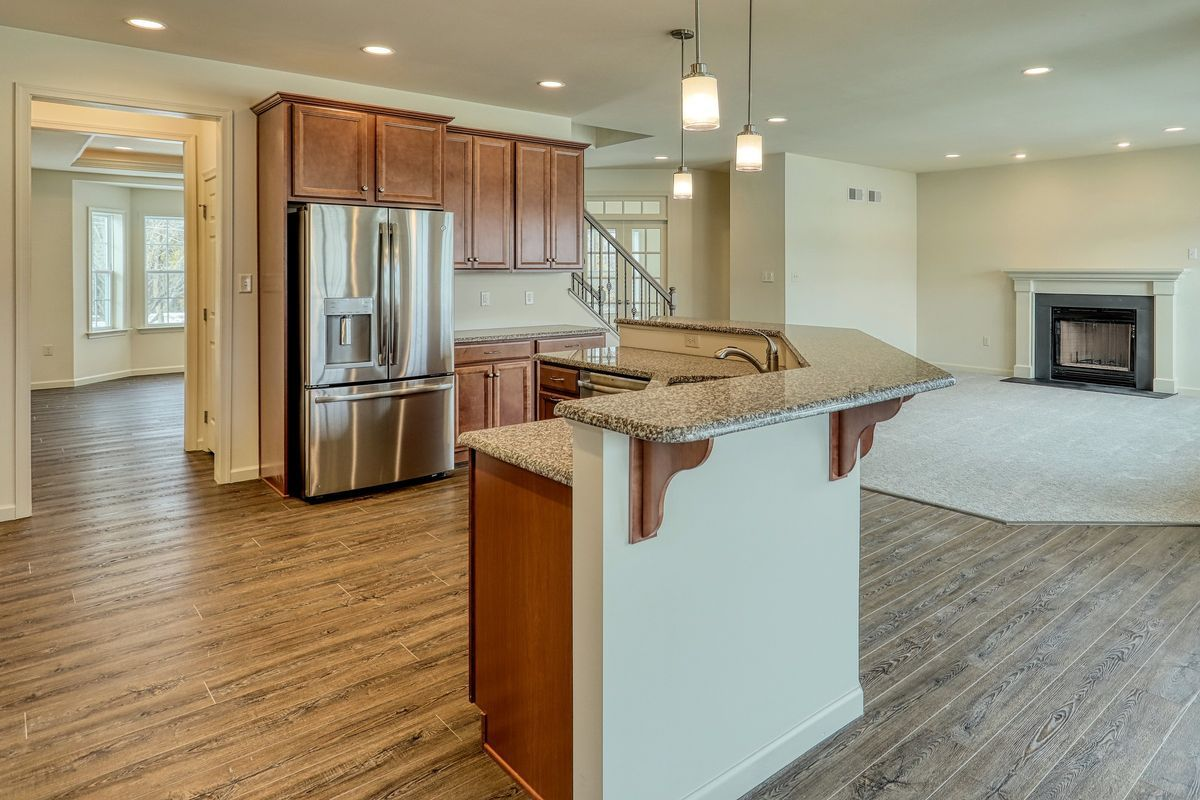 Kitchen featured in the Lexington Vintage By Keystone Custom Homes in Baltimore, MD