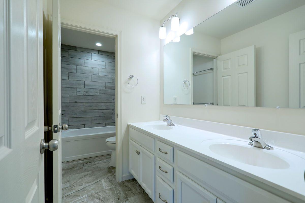 Bathroom featured in the Lexington Heritage By Keystone Custom Homes in Harrisburg, PA