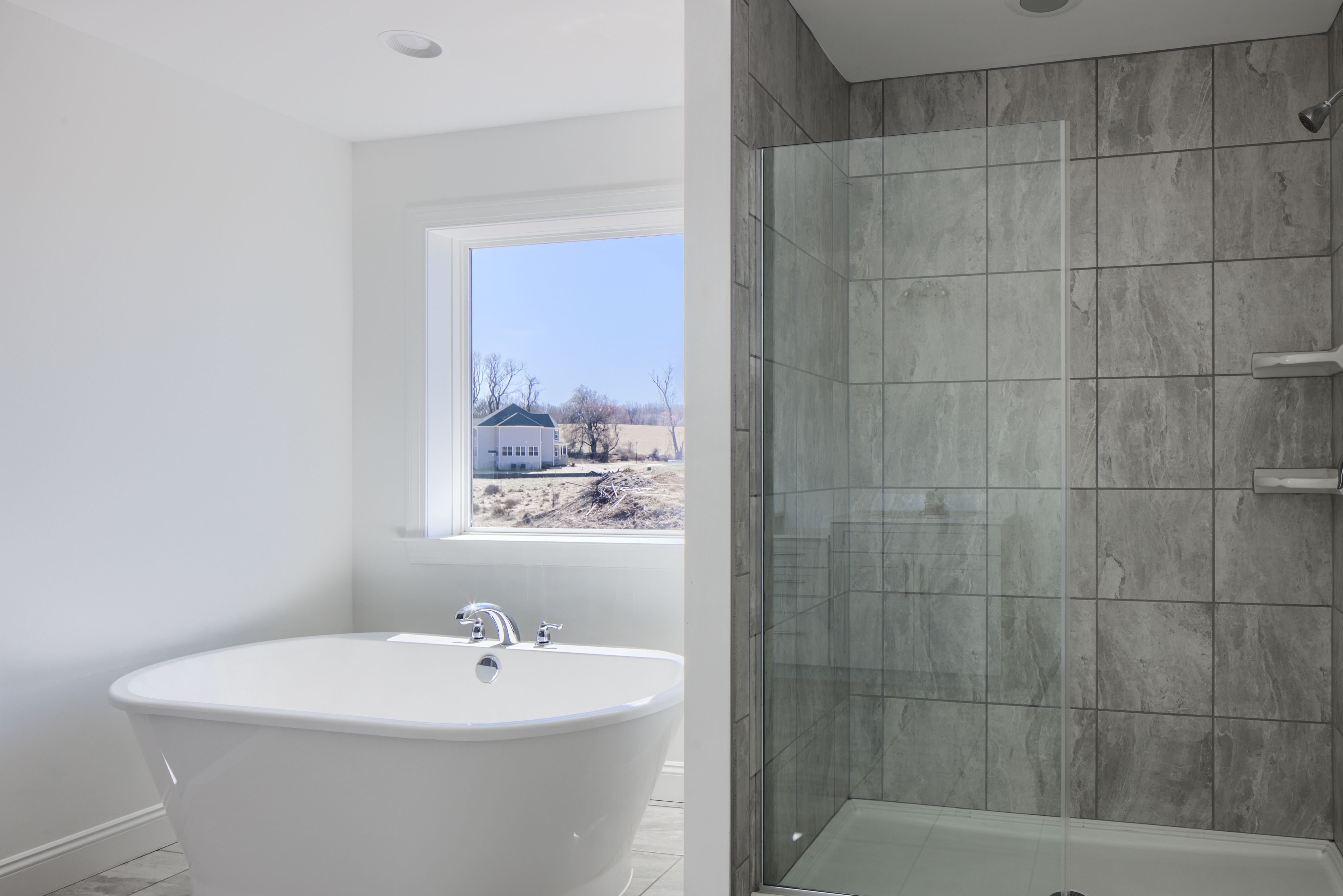 Bathroom featured in the Hawthorne Manor By Keystone Custom Homes in Baltimore, MD