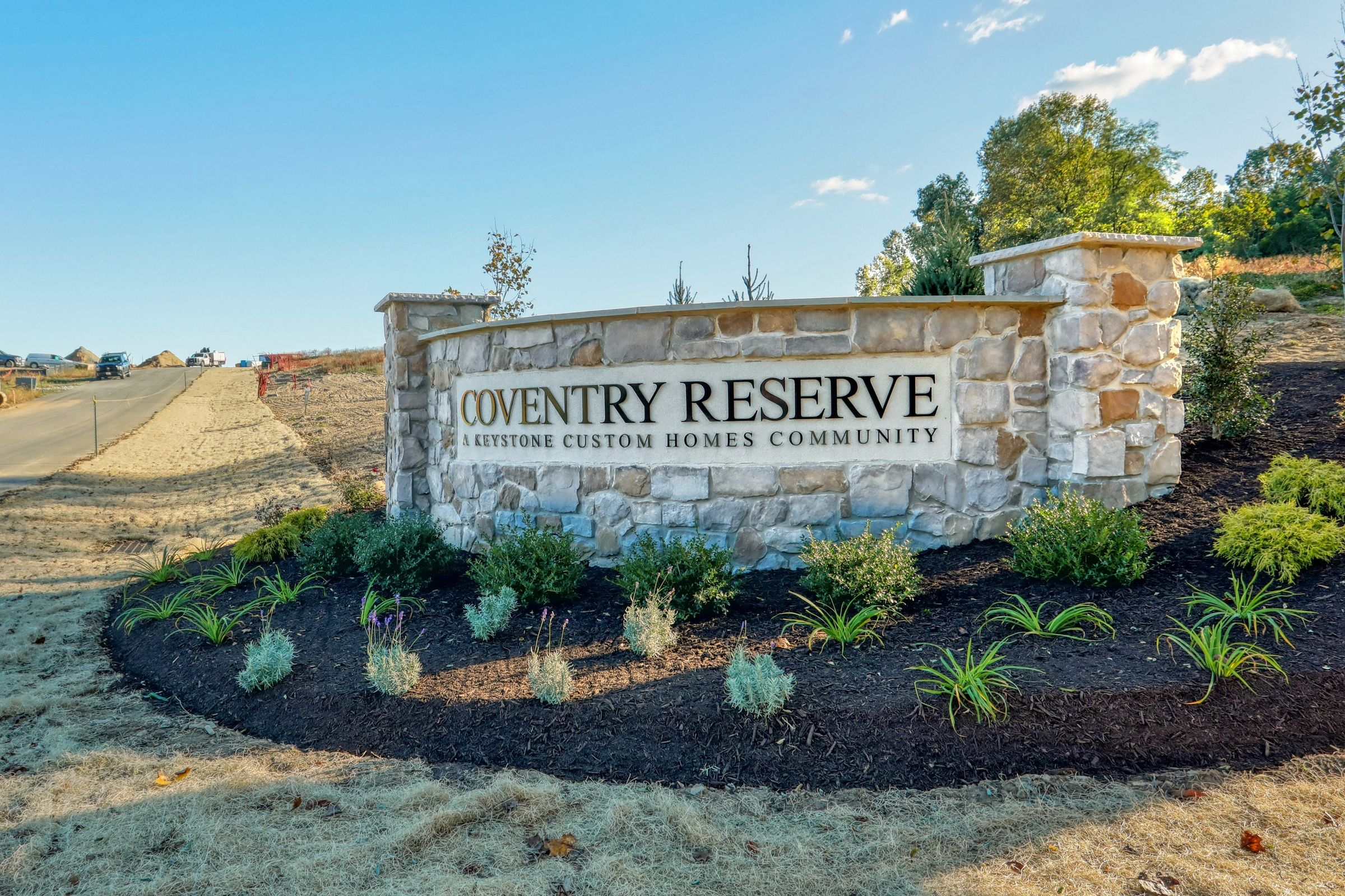 'Coventry Reserve' by Keystone Custom Homes in Philadelphia