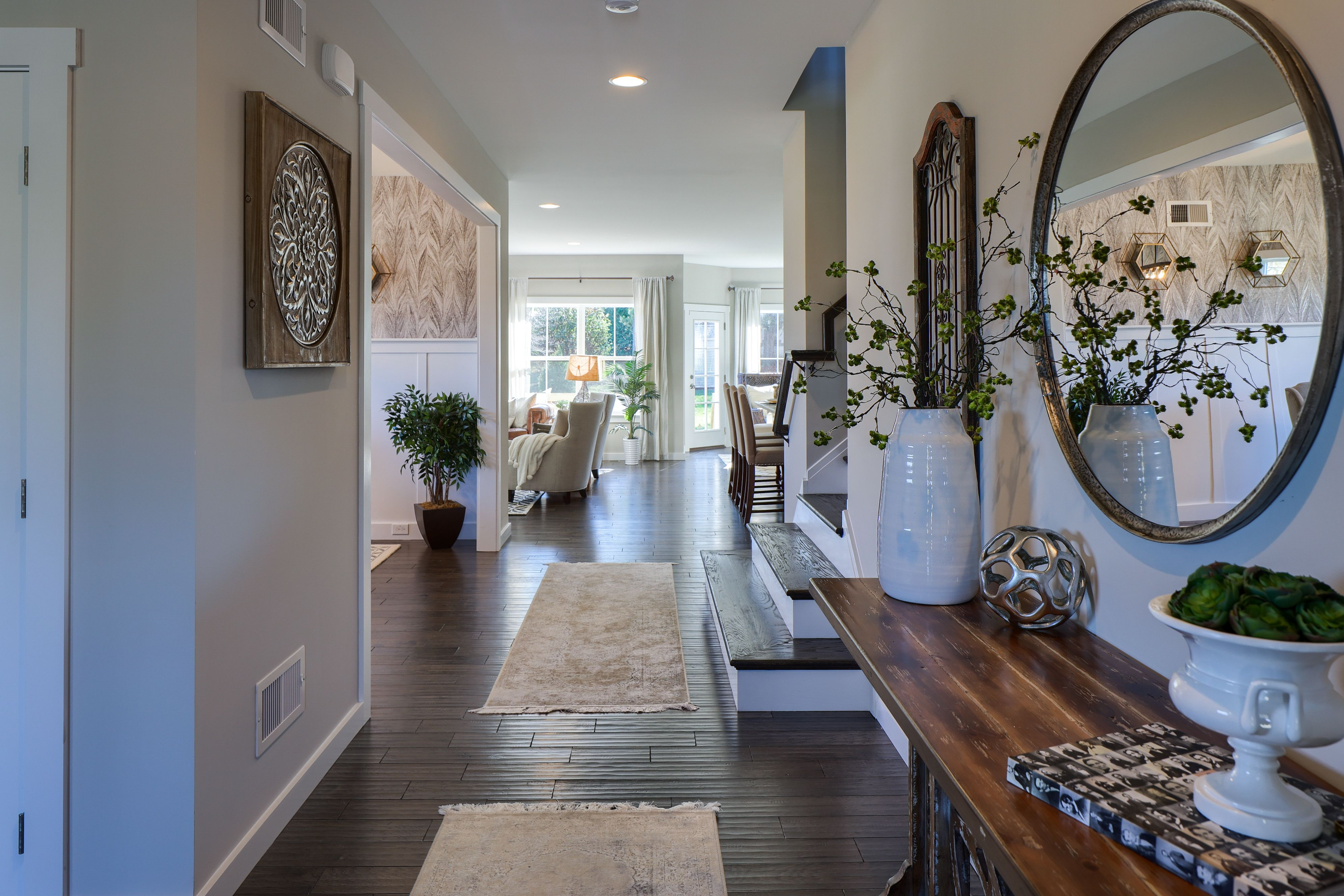 Living Area featured in the Covington Traditional By Keystone Custom Homes in Baltimore, MD