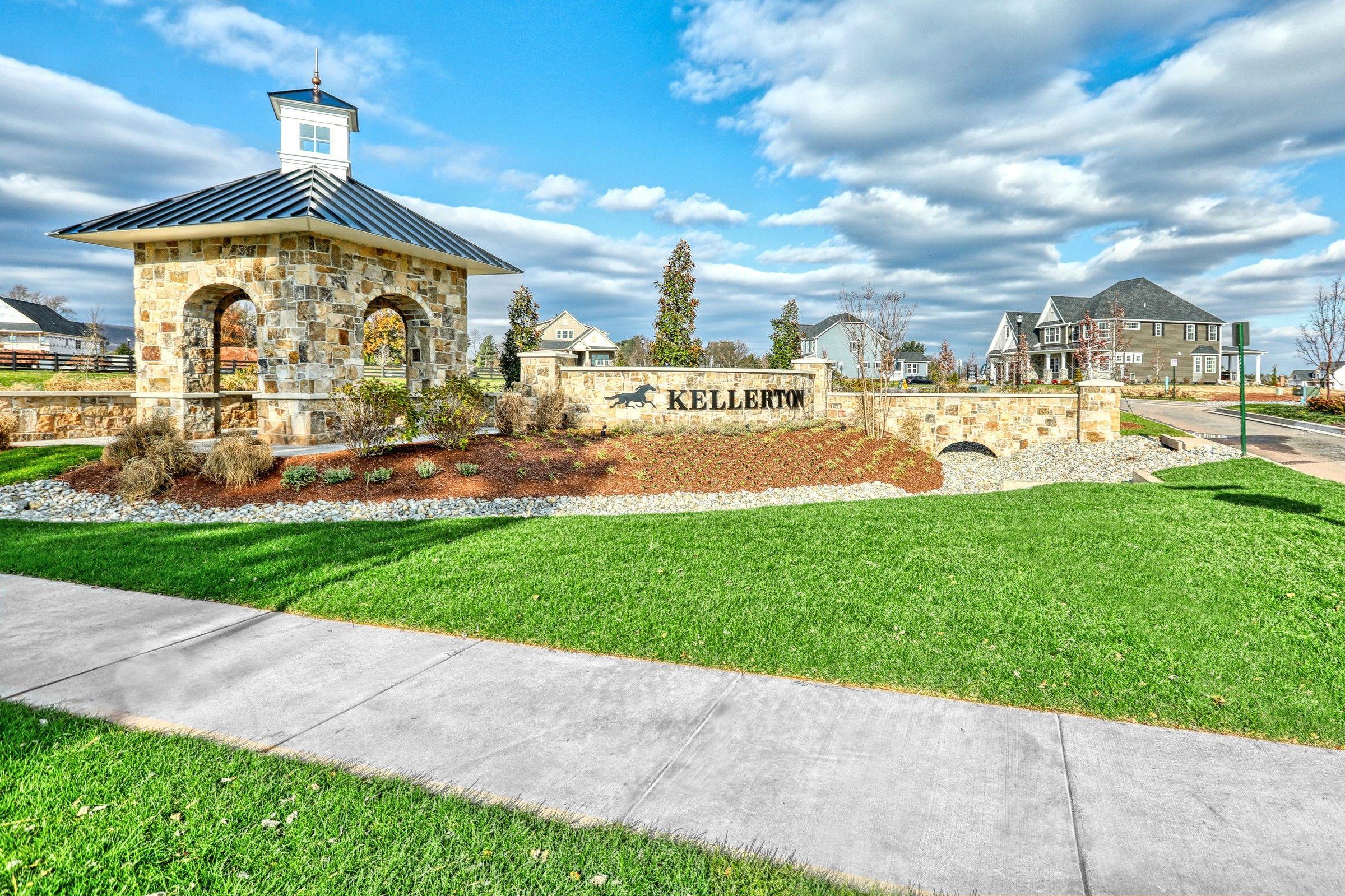 'Kellerton' by Keystone Custom Homes in Washington
